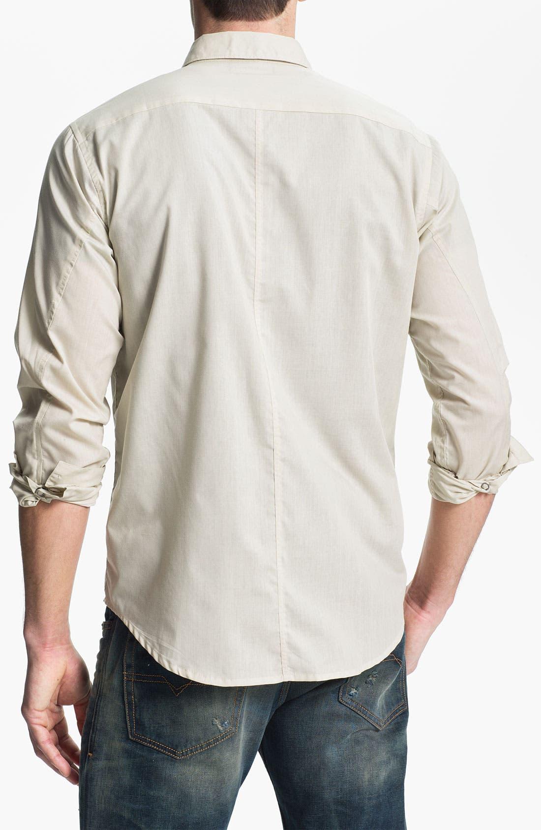 Alternate Image 2  - RVCA 'Republic' Woven Shirt