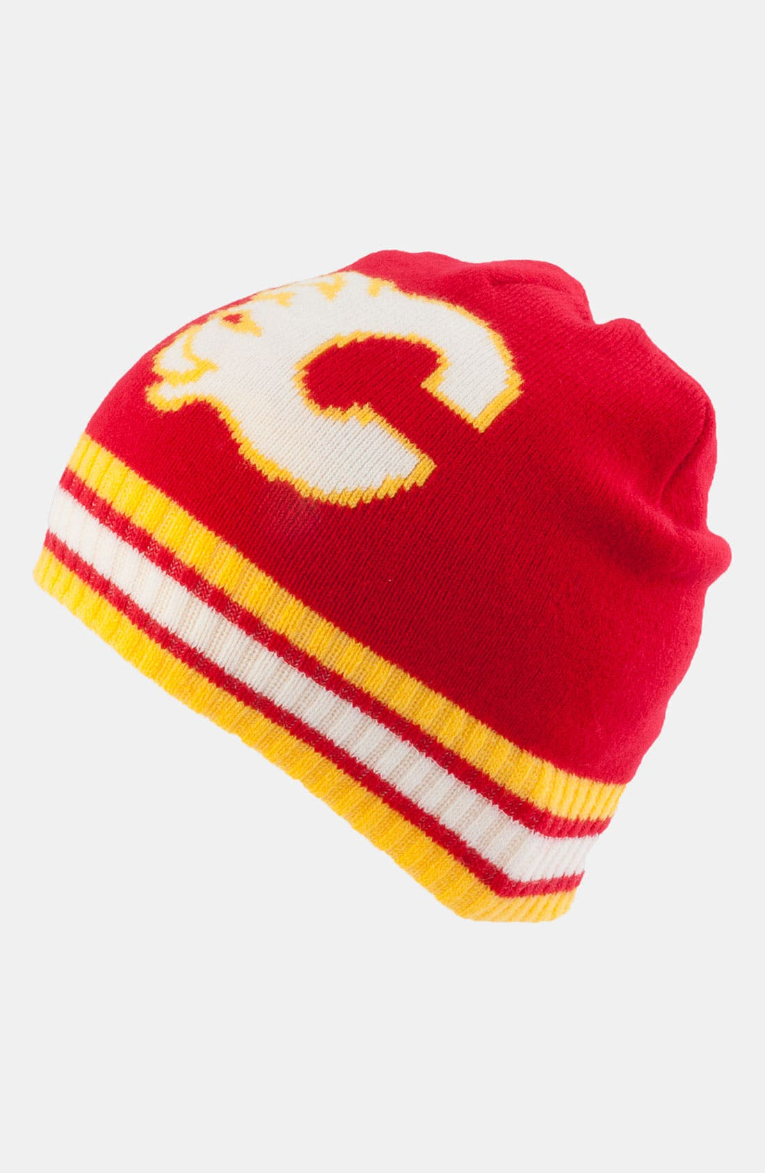 Main Image - American Needle 'Calgary Flames - Right Wing' Knit Hat