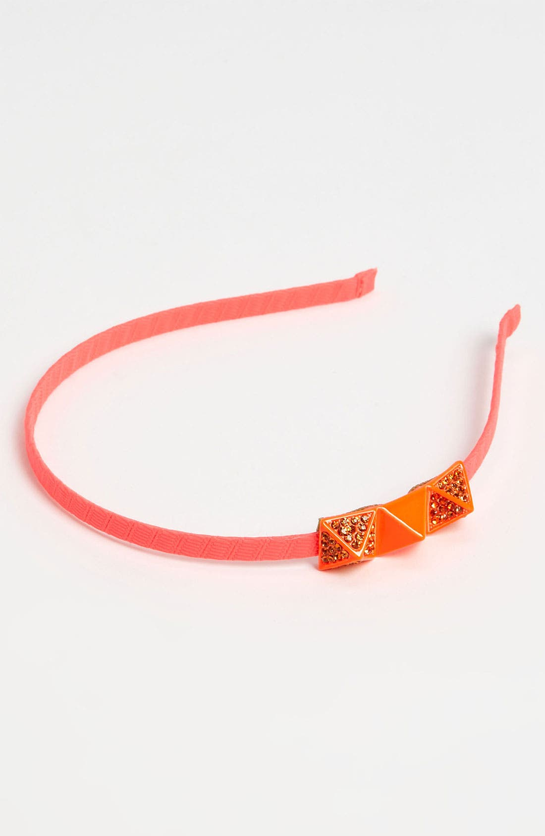 Alternate Image 1 Selected - Cara 'Pyramid' Headband (Girls)