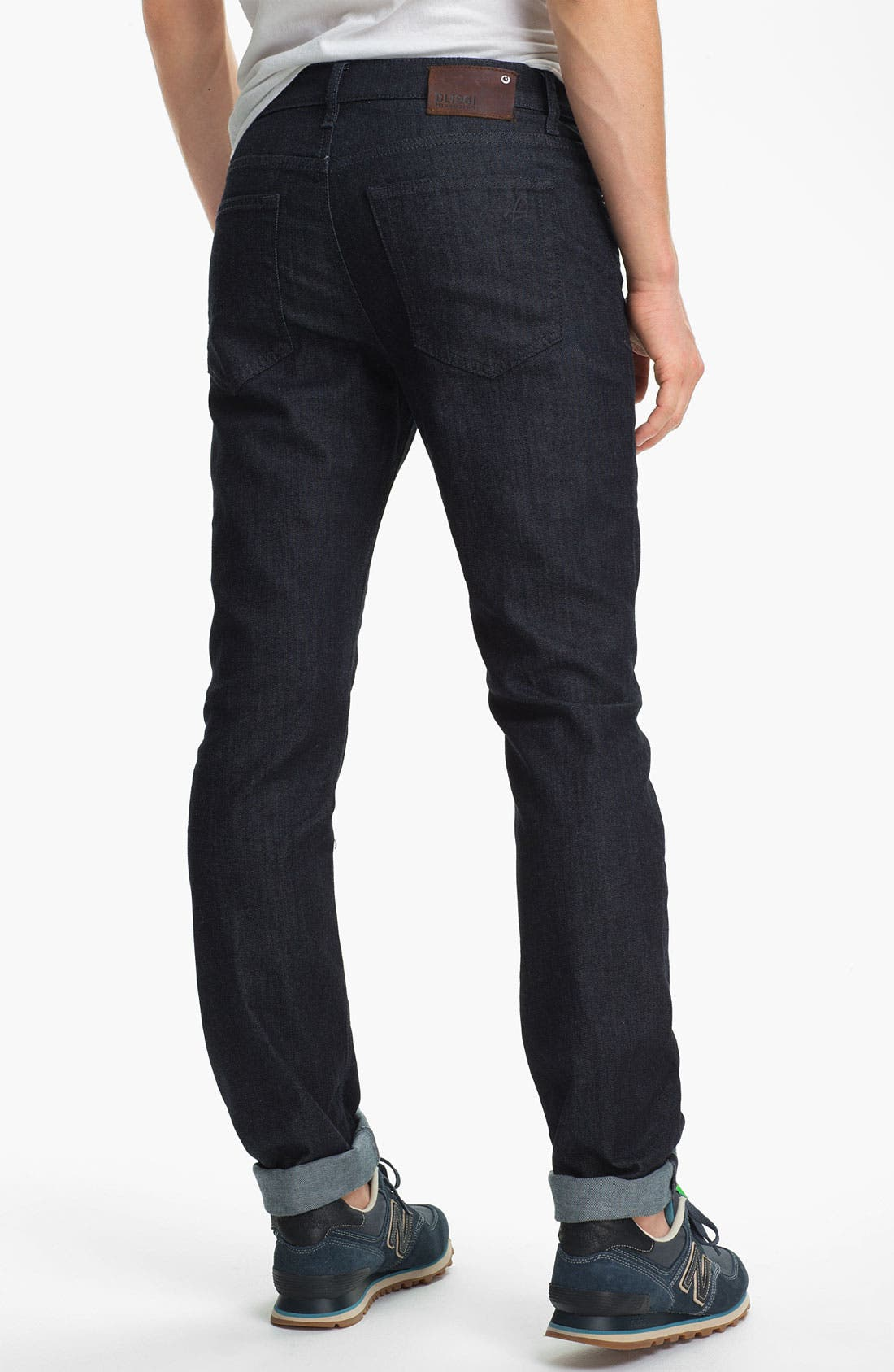 Alternate Image 2  - DL1961 'Nick' Slim Straight Leg Jeans (Sullivan) (Online Only)