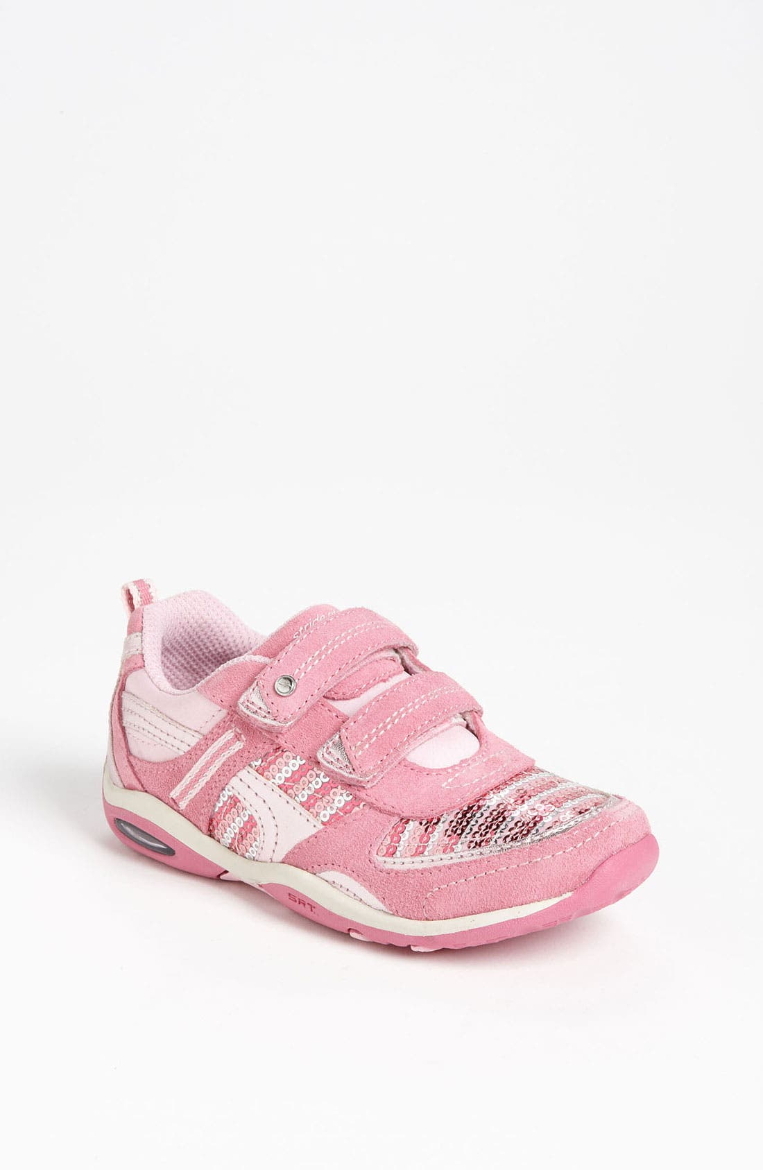 Alternate Image 1 Selected - Stride Rite 'Maxi' Sneaker (Toddler & Little Kid)