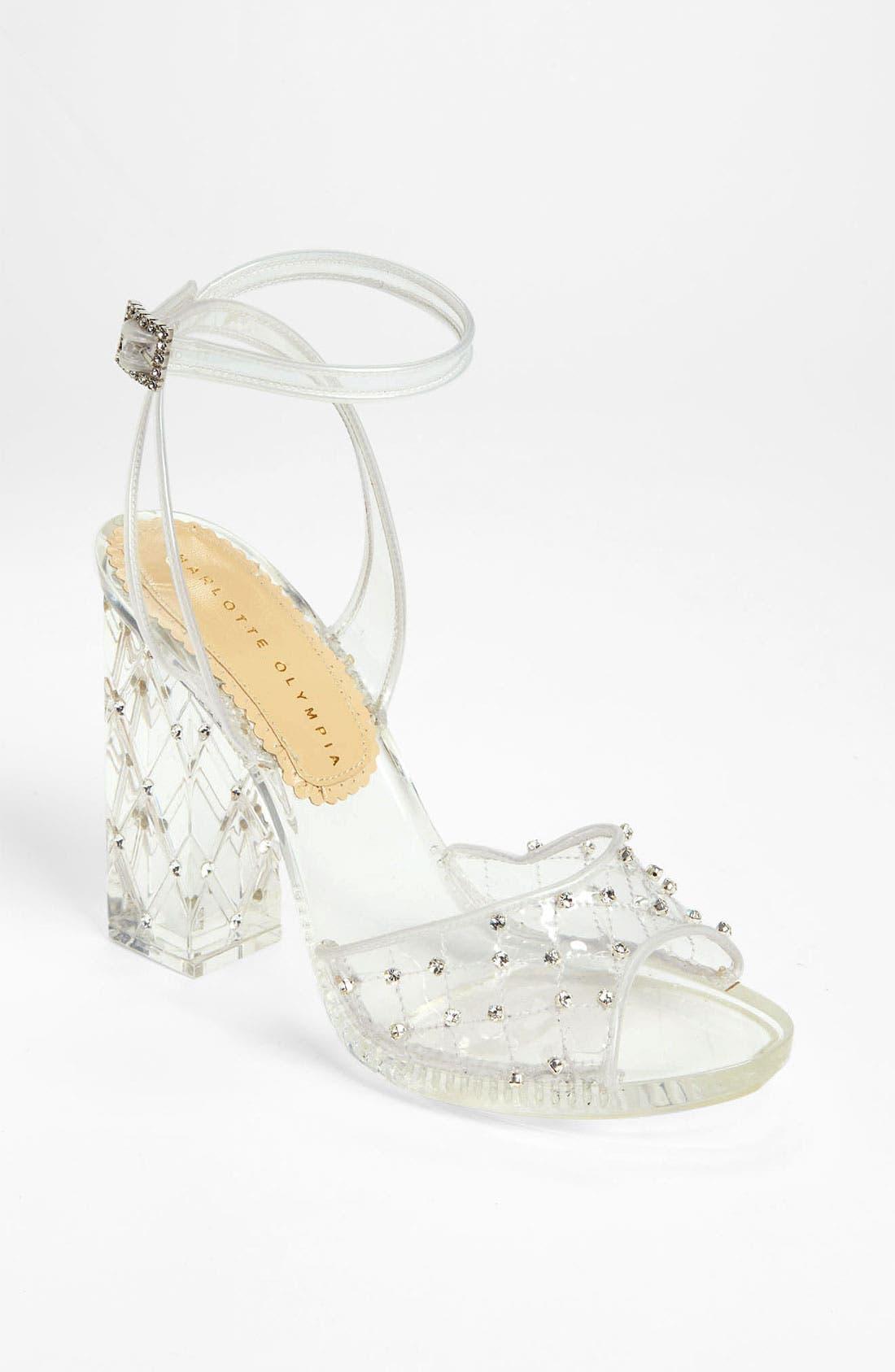 Main Image - Charlotte Olympia 'Parisienne' Sandal