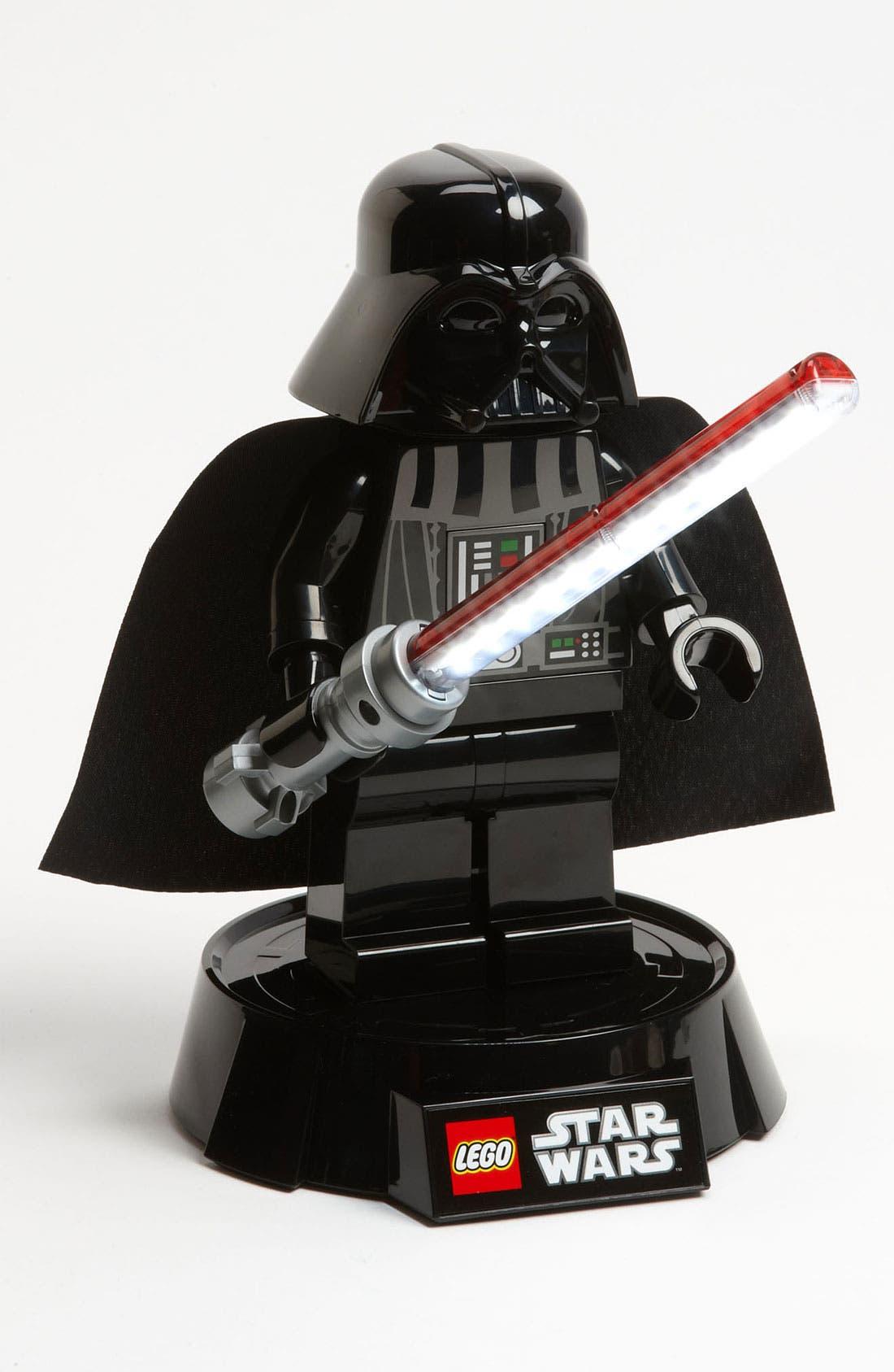 Alternate Image 1 Selected - LEGO® 'Darth Vader™' Desk Lamp