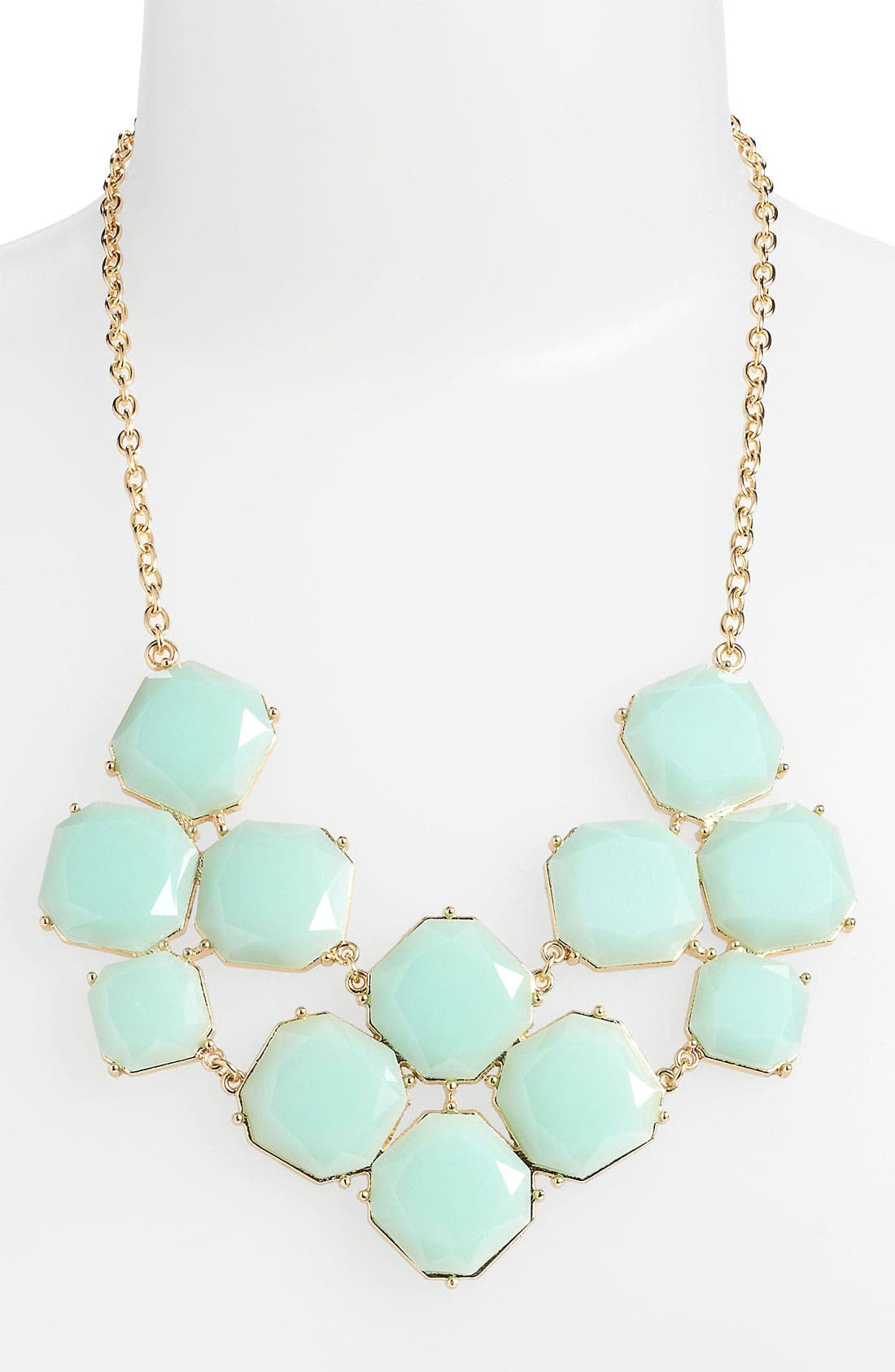 Alternate Image 1 Selected - Stephan & Co. Stone Statement Necklace (Online Only)