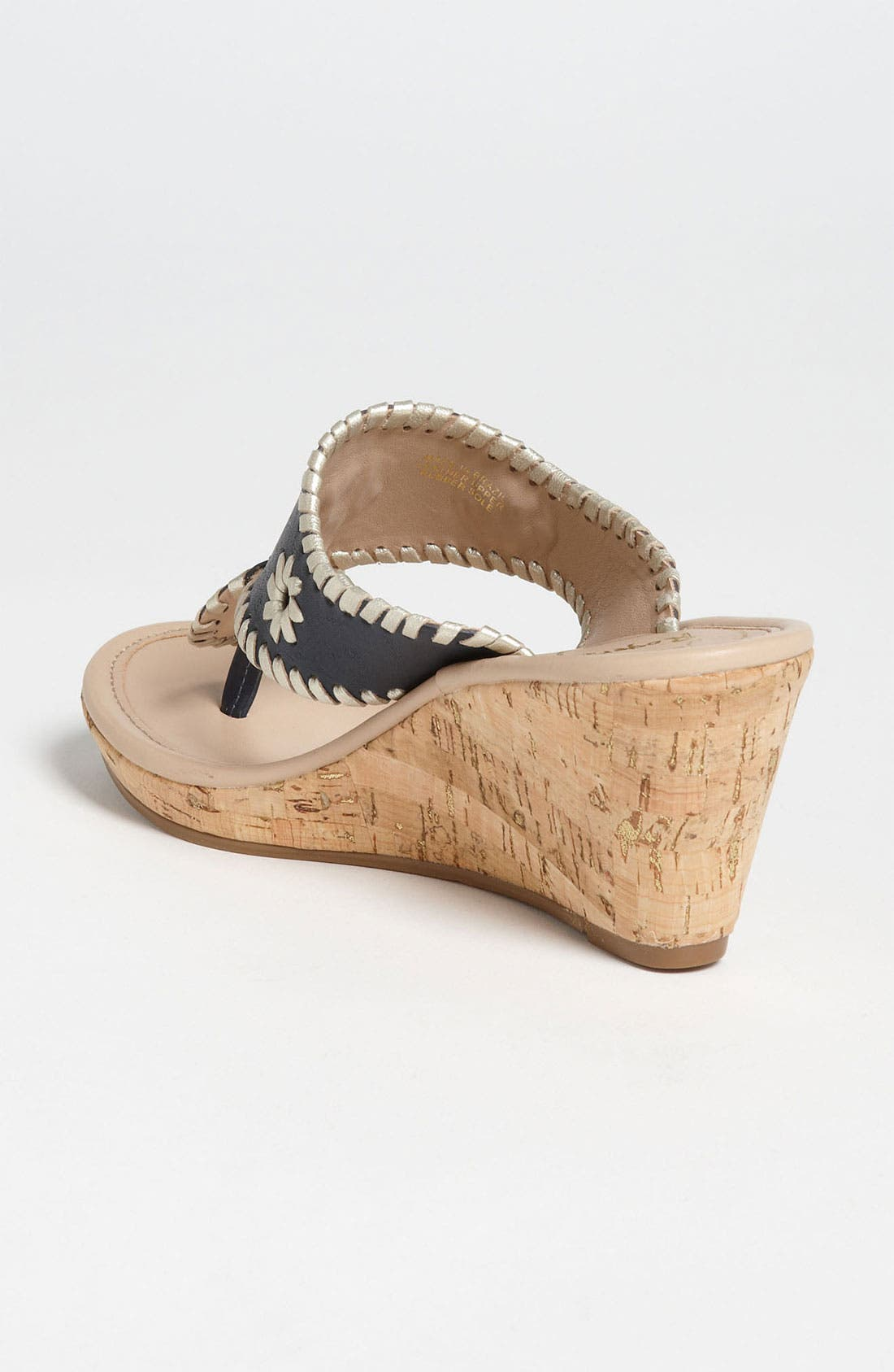 Alternate Image 2  - Jack Rogers 'Marbella' Cork Wedge Sandal