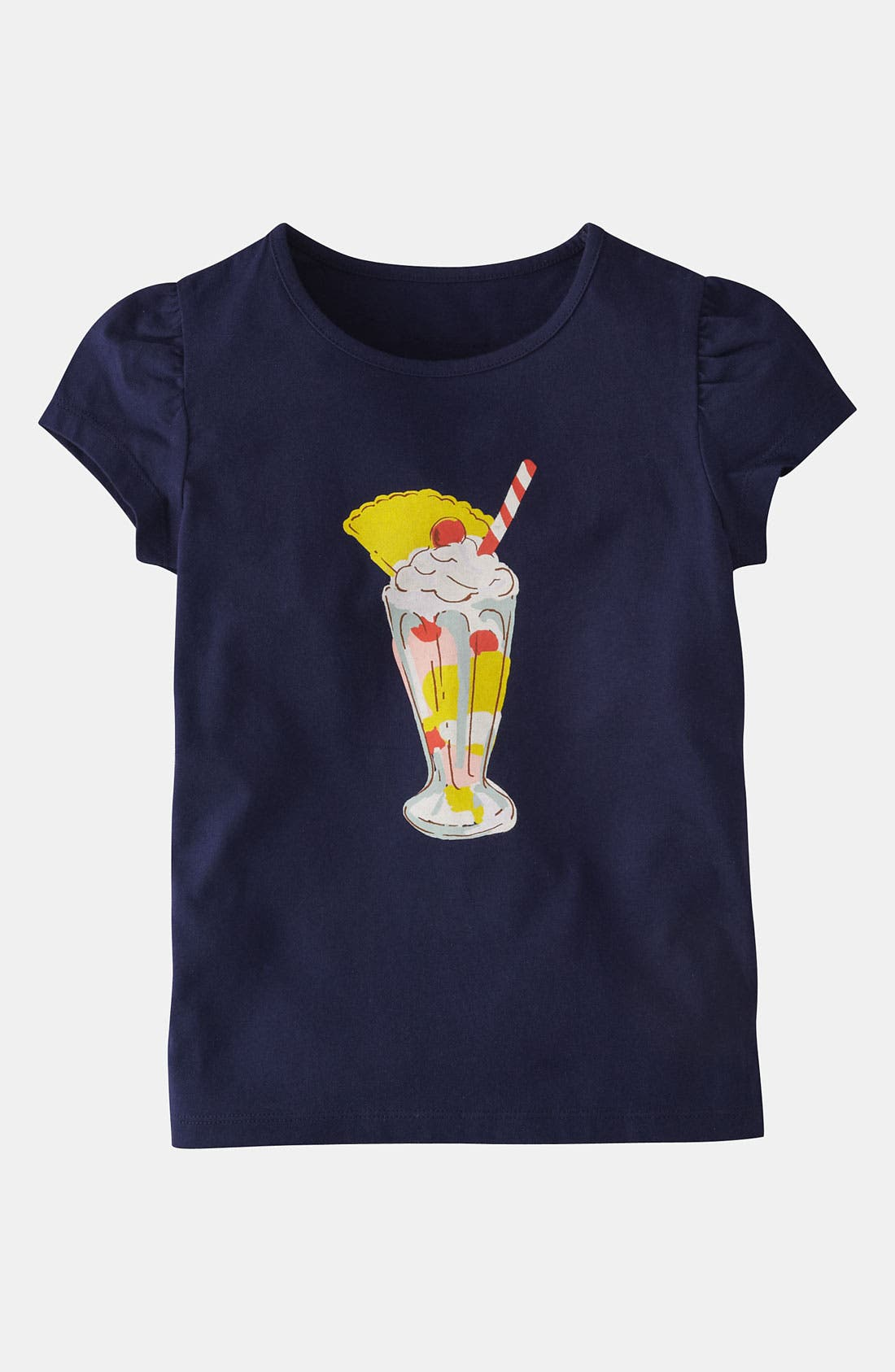 Main Image - Mini Boden 'Scrummy Print' Tee (Toddler)