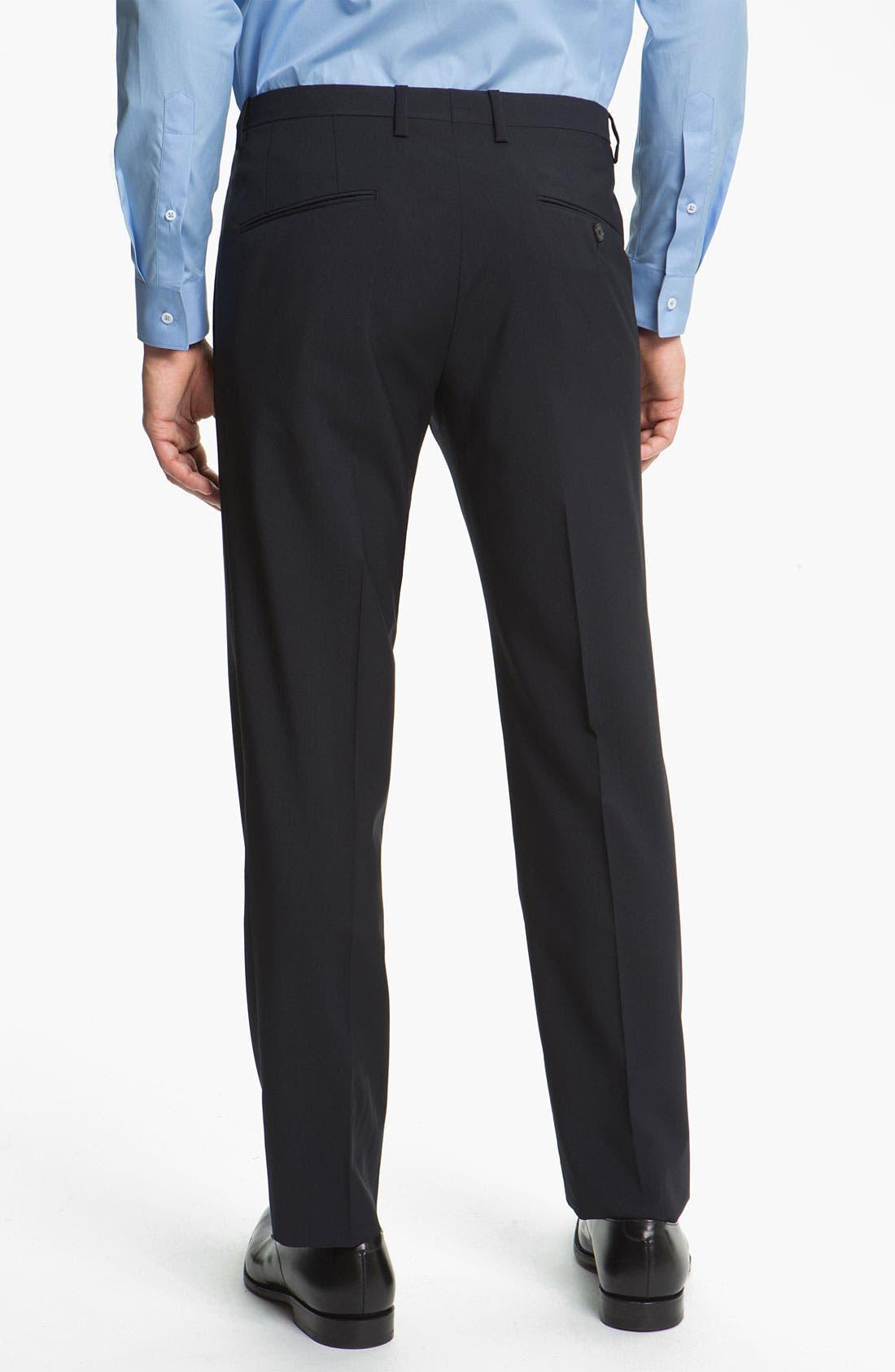 Alternate Image 5  - Jil Sander Wool Suit