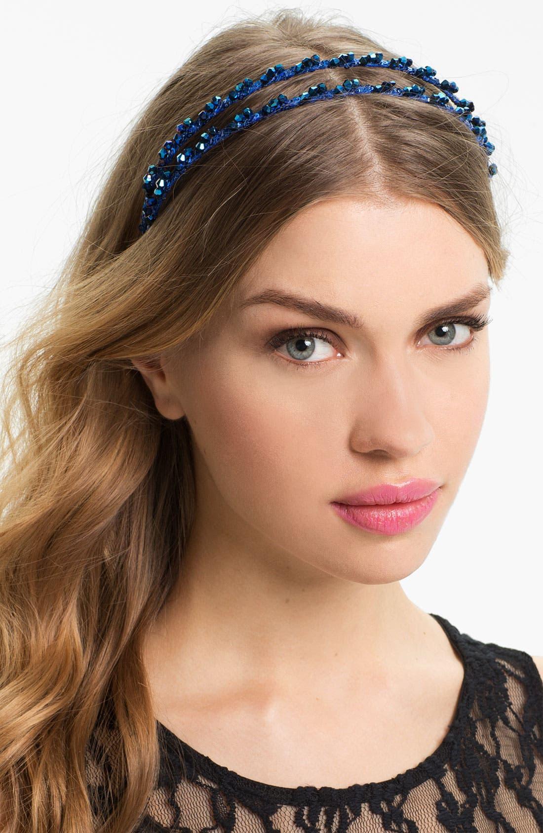 Alternate Image 1 Selected - Tasha 'Double Trouble' Headband