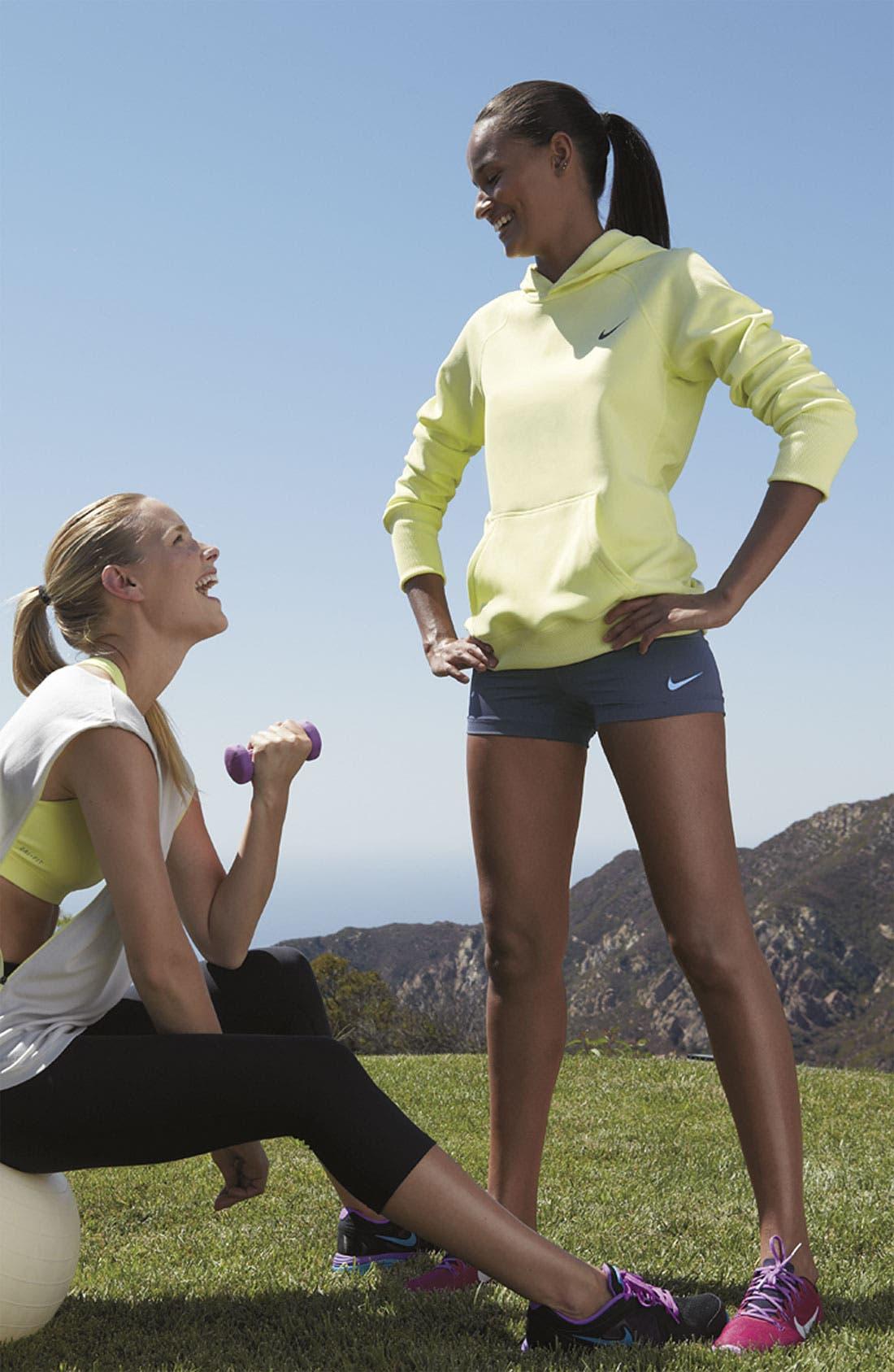 Alternate Image 4  - Nike 'All Time Nordic' ThermaFIT Hoodie