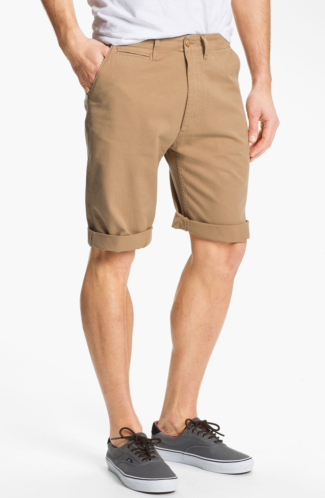 Alternate Image 1 Selected - Levi's® Made & Crafted™ 'Drill' Cotton Shorts