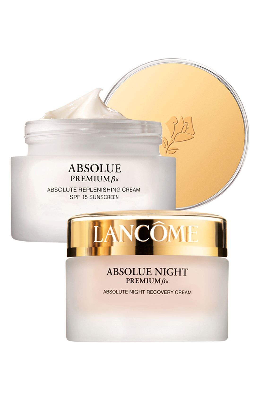 Alternate Image 1 Selected - Lancôme 'Absolue Premium ßx' Cream Duo ($330 Value)