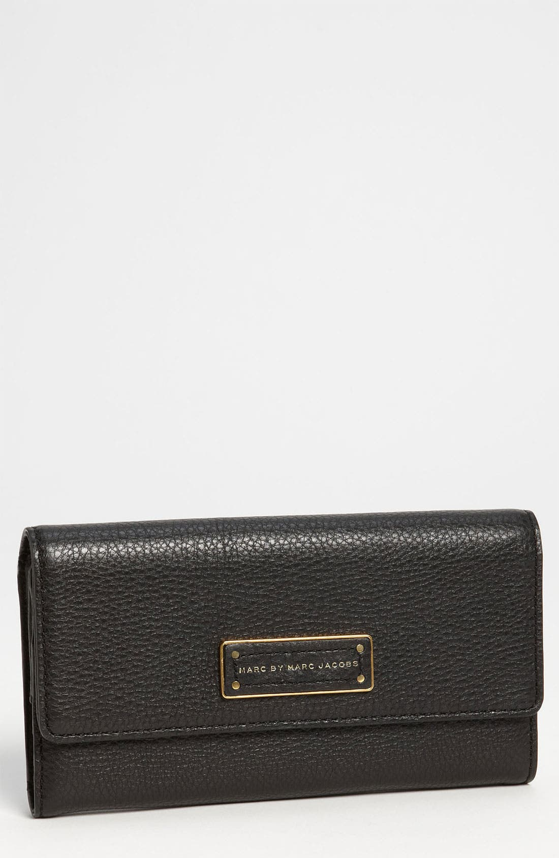 Main Image - MARC BY MARC JACOBS 'Too Hot to Handle' Trifold Wallet