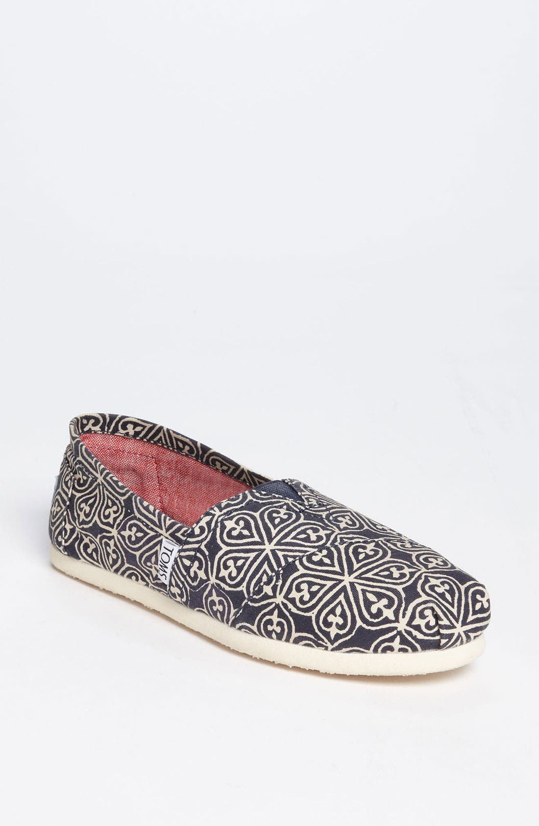 Main Image - TOMS 'Classic - Circle' Slip-On (Women)