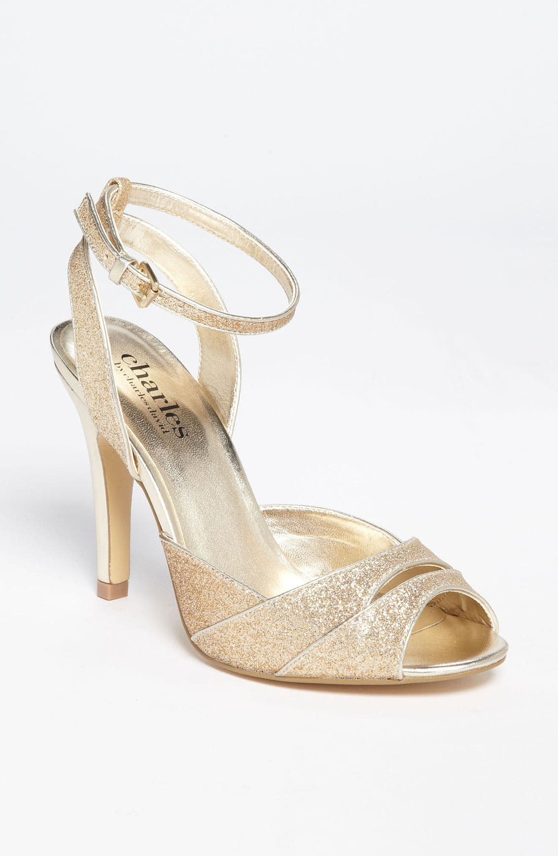 Alternate Image 1 Selected - Charles by Charles David 'Glaze' Sandal (Online Only)