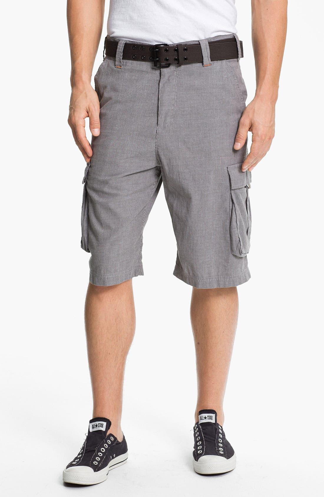 Alternate Image 1 Selected - W.R.K 'Wainscott' Cargo Shorts