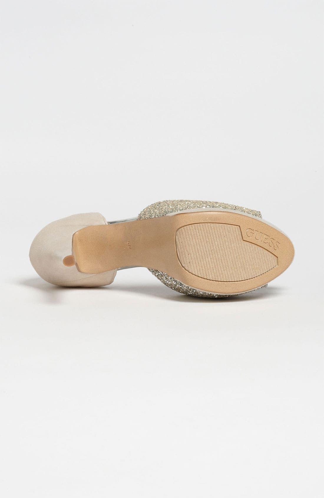 Alternate Image 4  - GUESS 'Gabinoly' Sandal
