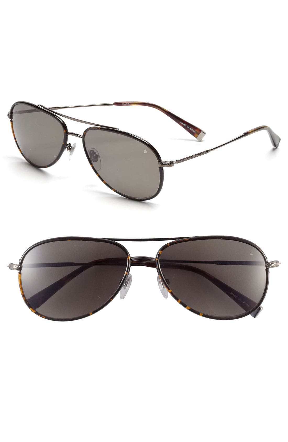 Alternate Image 1 Selected - John Varvatos Collection 58mm Sunglasses