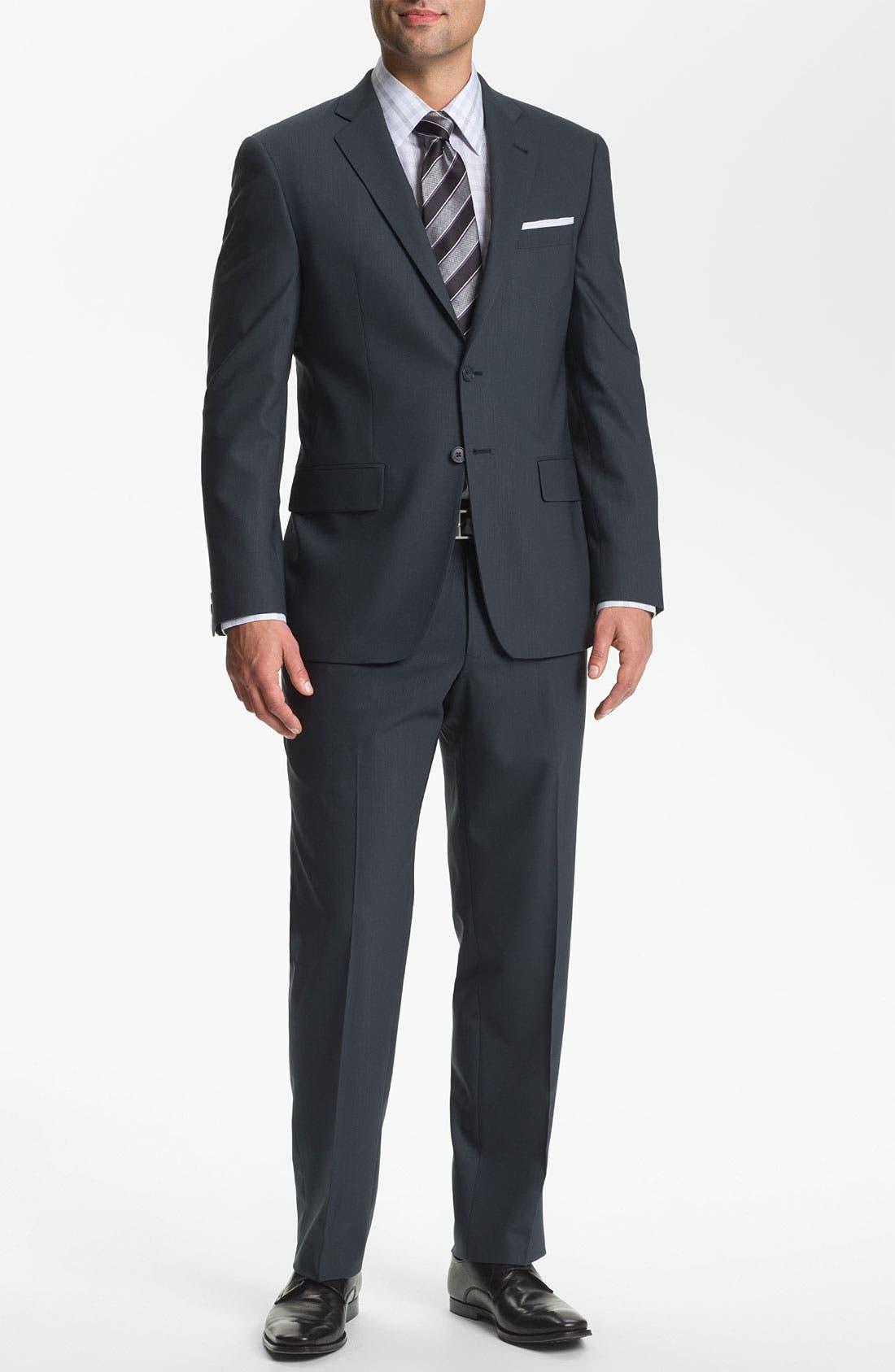 Alternate Image 2  - Joseph Abboud 'Profile' Trim Fit Suit