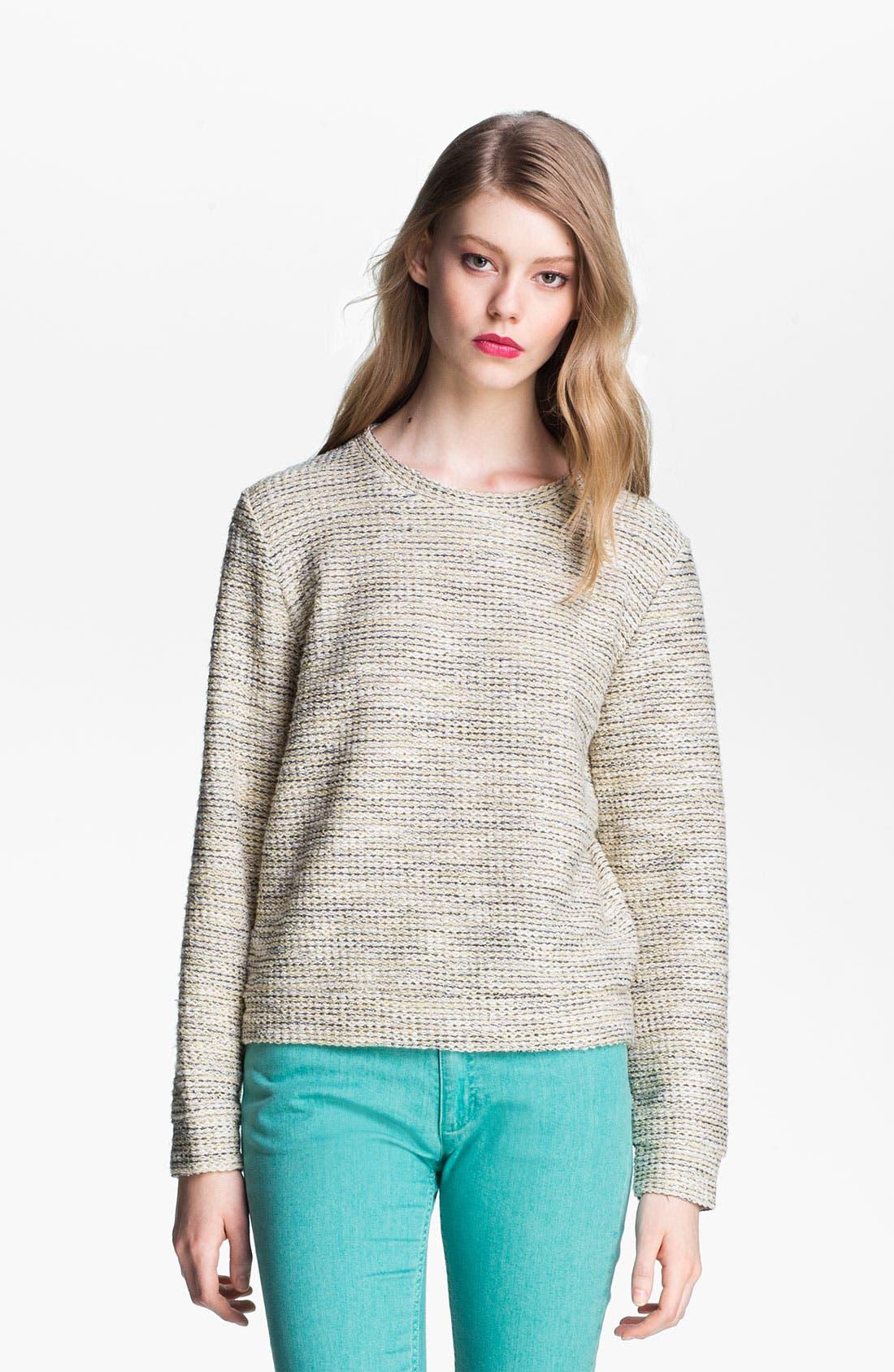 Alternate Image 2  - A.P.C Sweater & Jeans