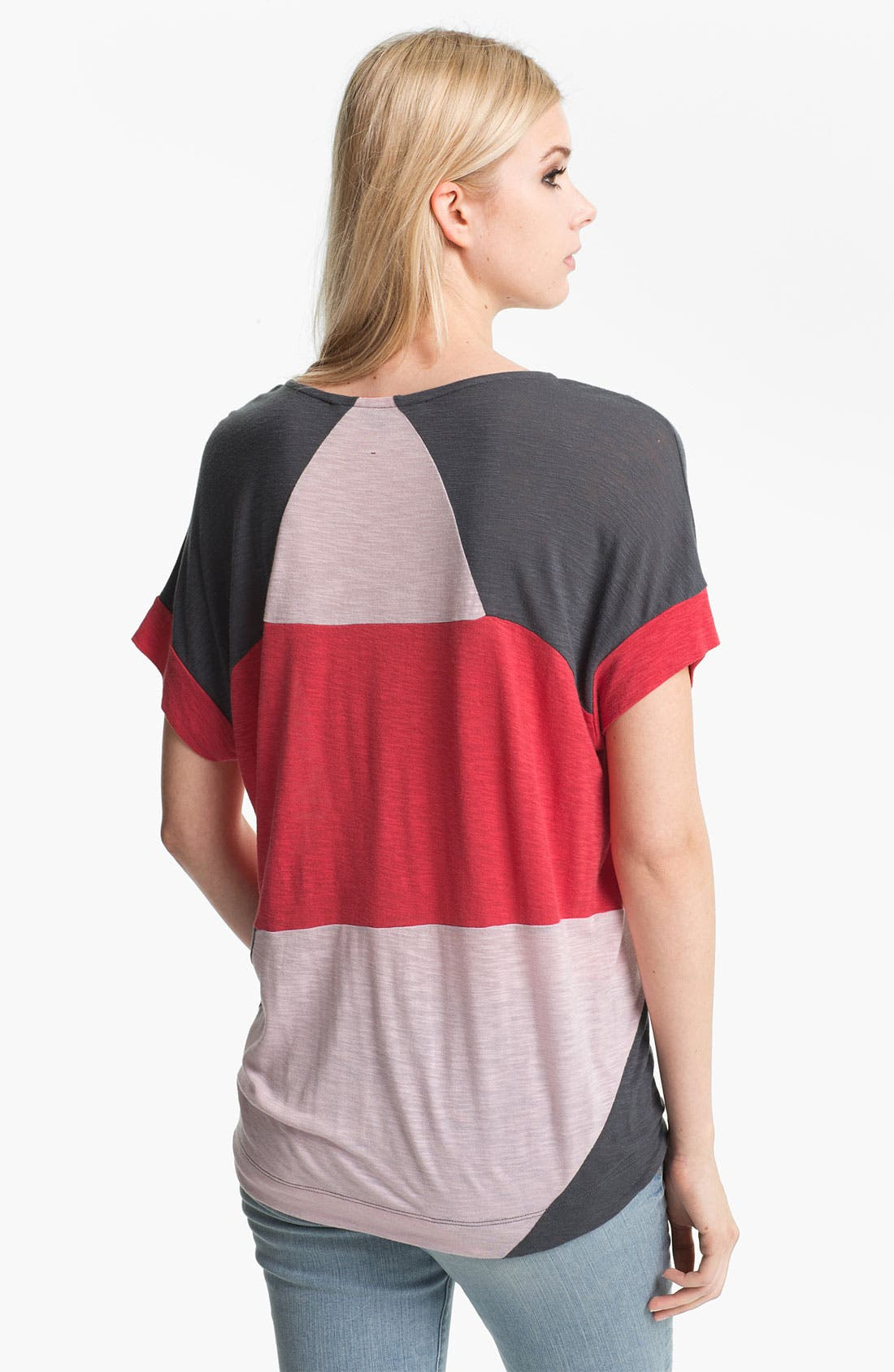 Alternate Image 2  - MARC BY MARC JACOBS 'Tanya' Colorblock Tee