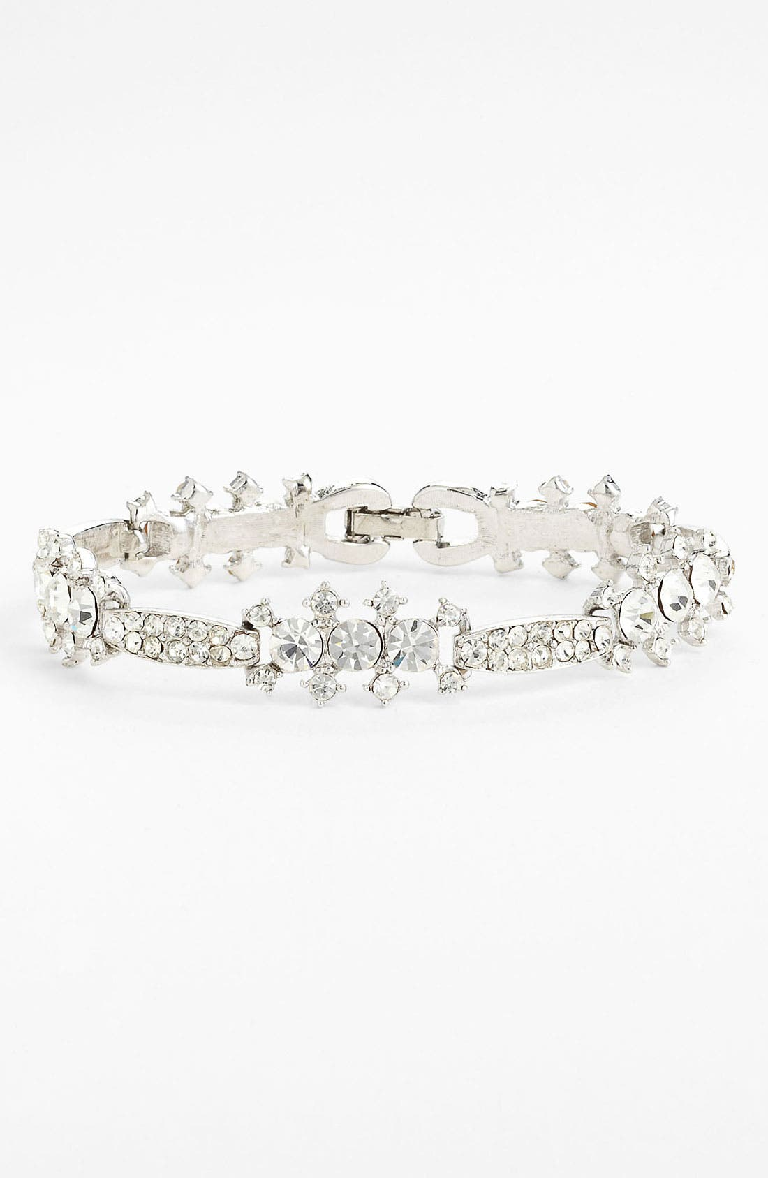 Alternate Image 1 Selected - Nina 'Filbert' Line Bracelet