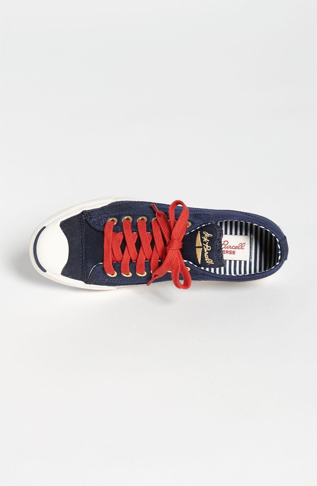 Alternate Image 4  - Converse 'Jack Purcell' Twill Sneaker (Women)