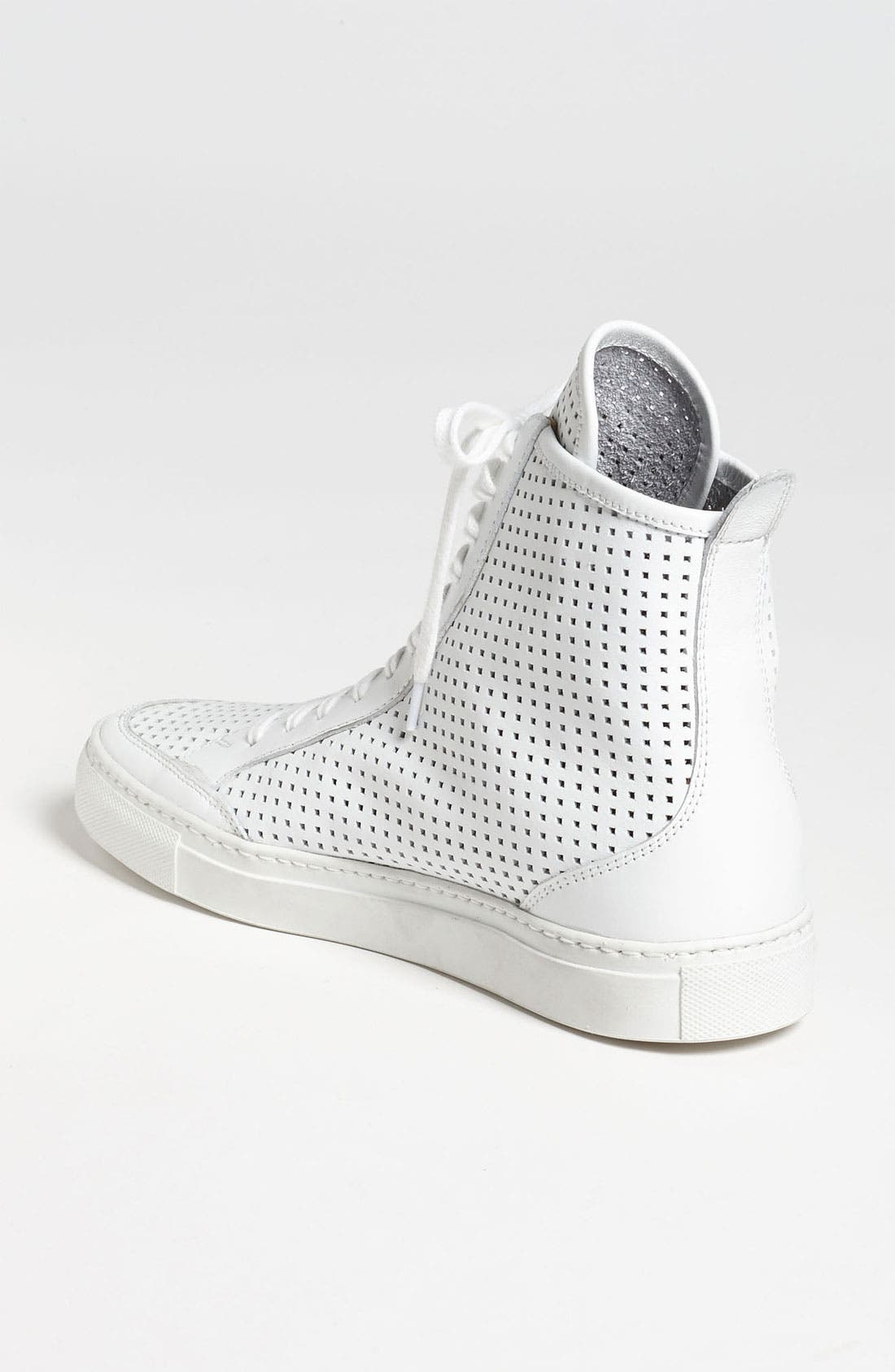 Alternate Image 2  - MM6 Maison Margiela High Top Sneaker