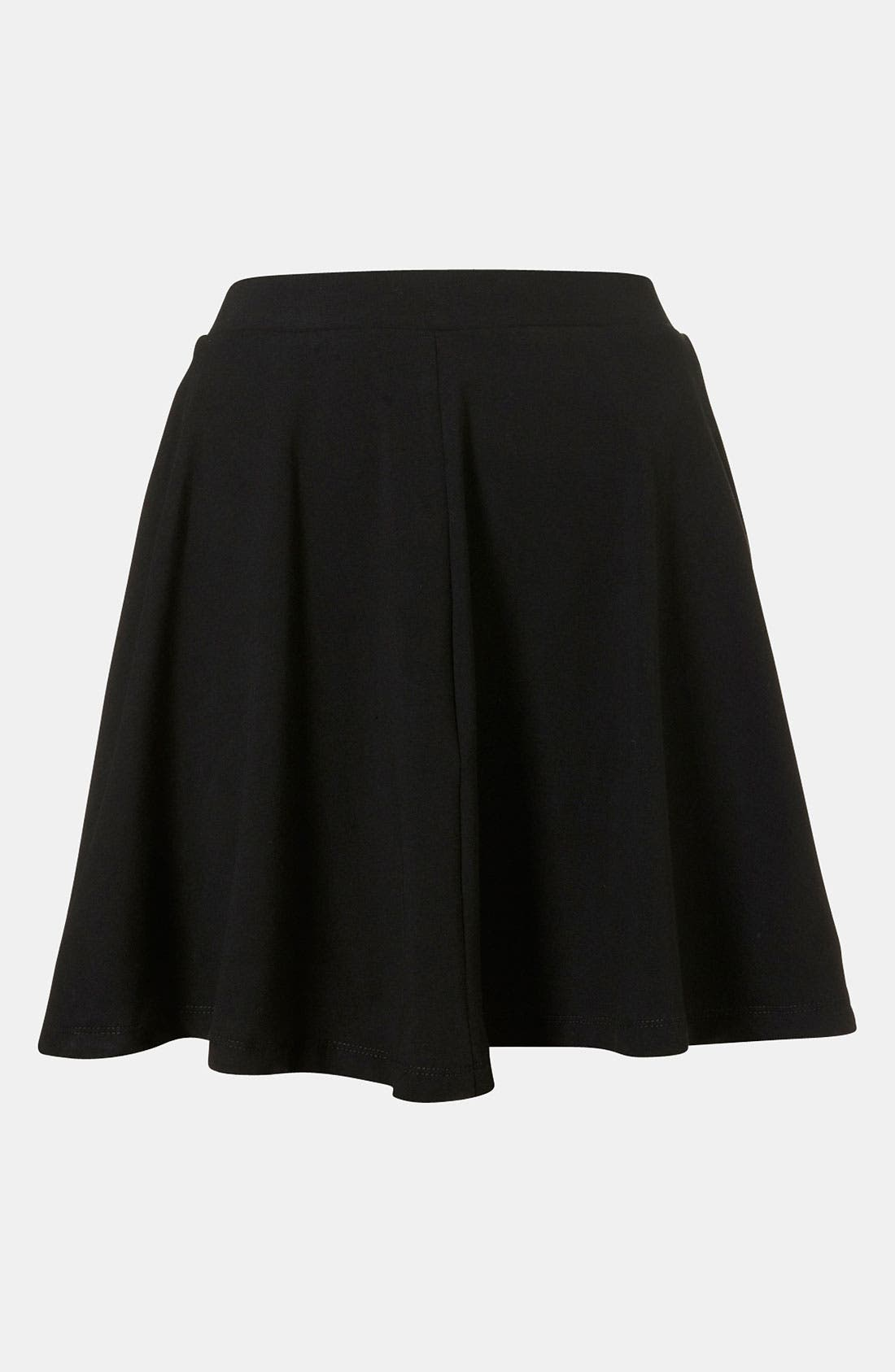 Alternate Image 1 Selected - Topshop 'Andie' Skater Skirt