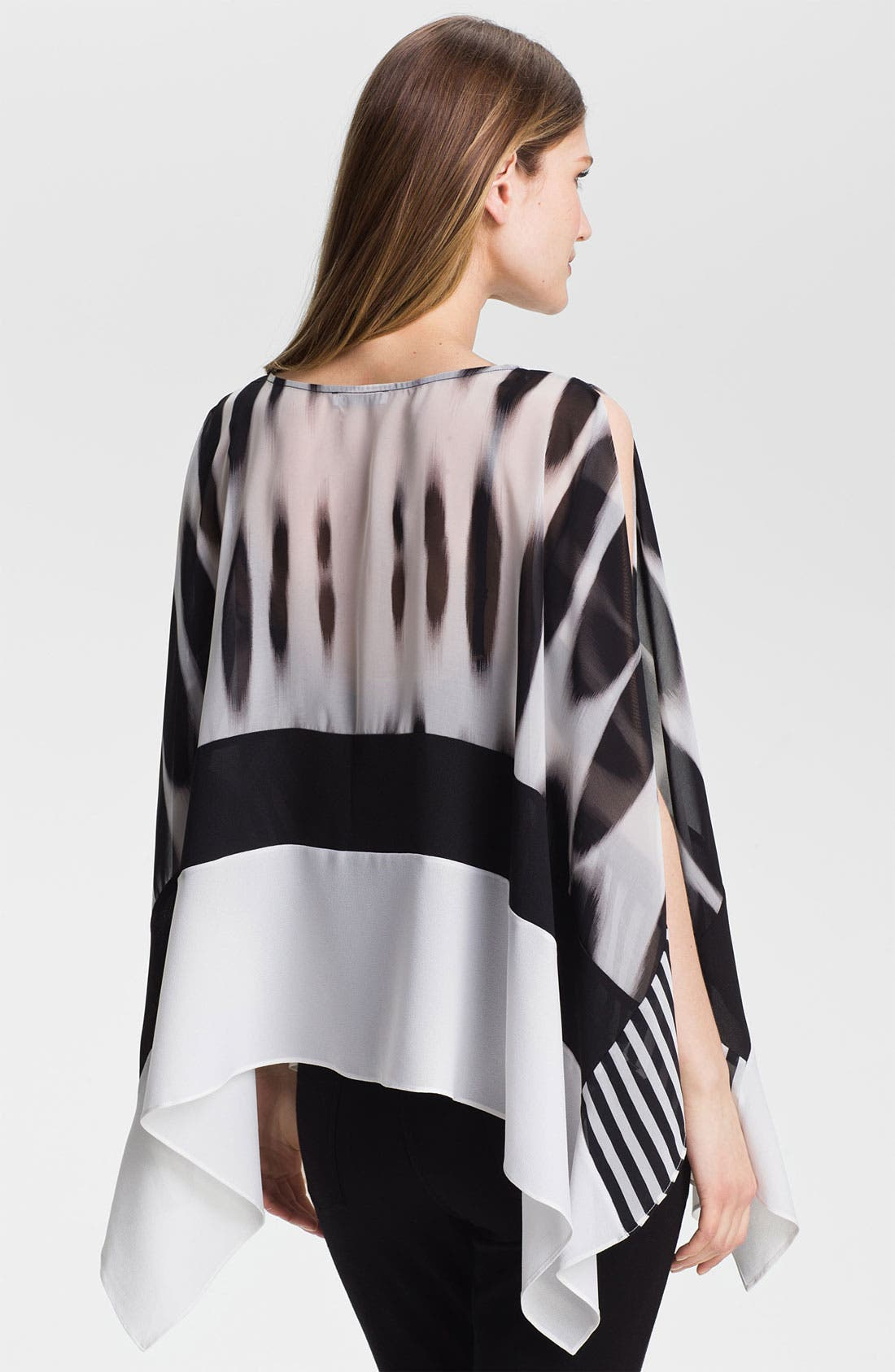 Alternate Image 2  - Alberto Makali Optic Print Tunic & Camisole