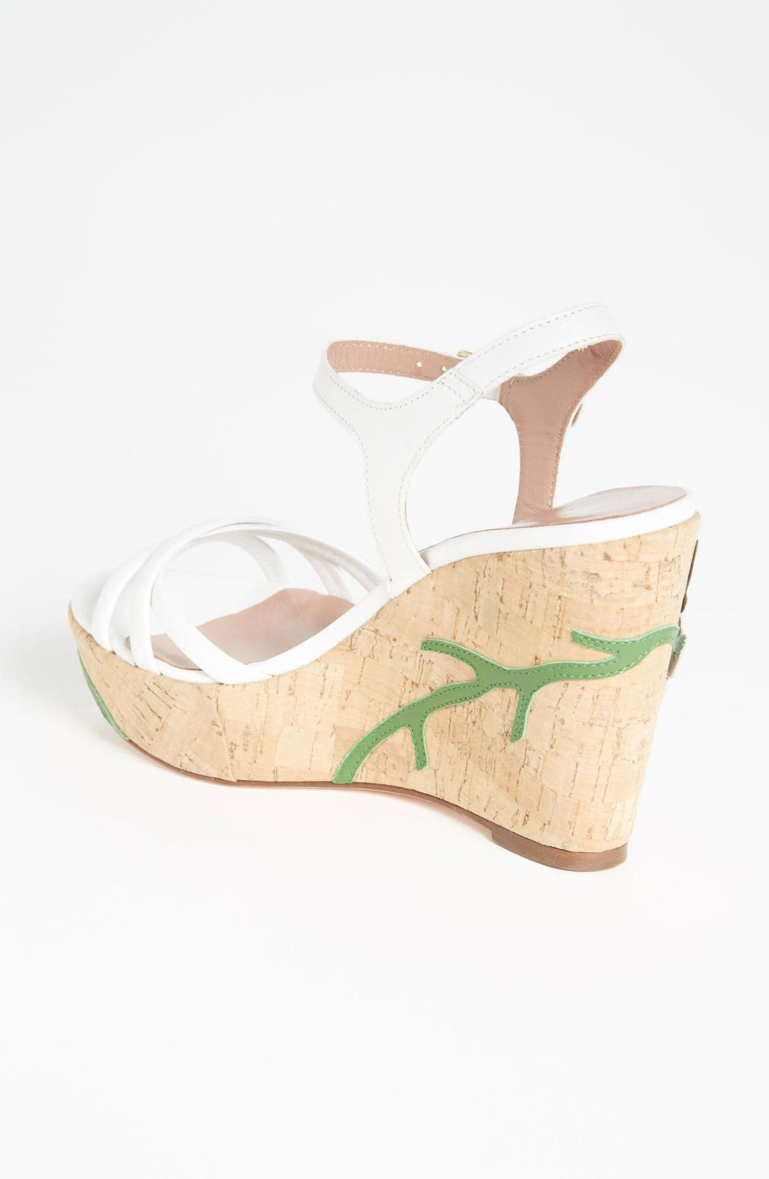 Alternate Image 2  - RED Valentino 'Daisy' Wedge Sandal