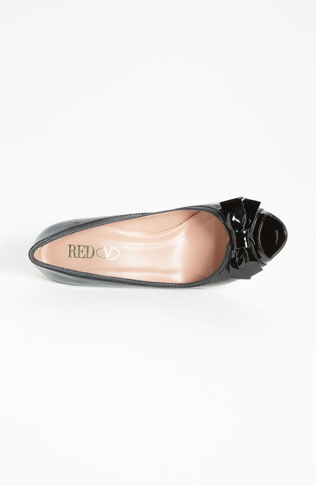 Alternate Image 3  - RED Valentino Peep Toe Pump