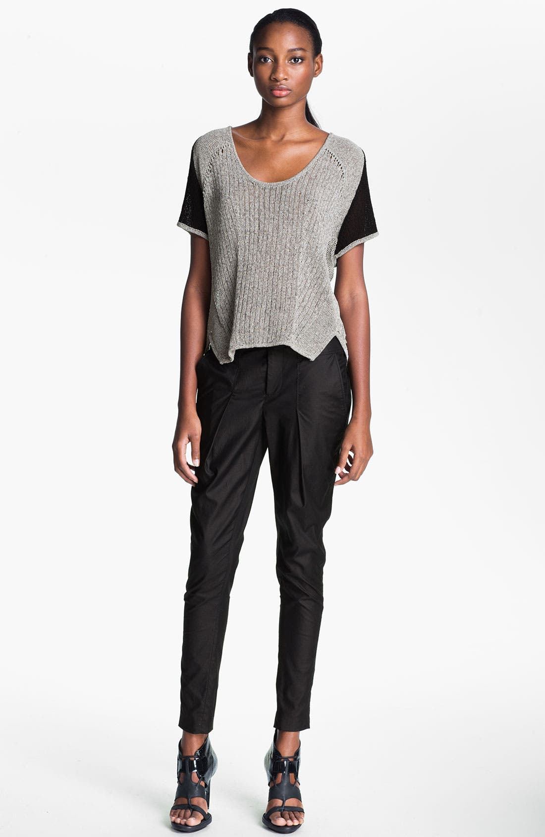Alternate Image 5  - Helmut Lang 'Lacquer' Trousers