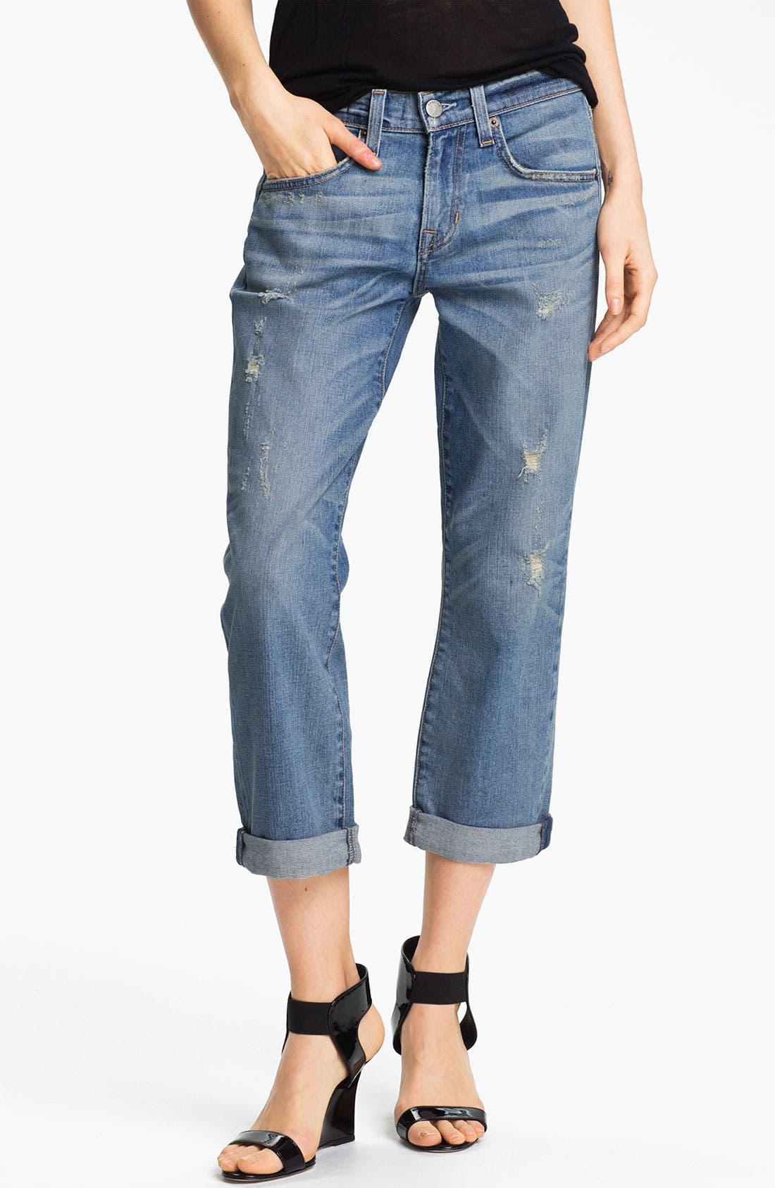Alternate Image 1 Selected - TEXTILE Elizabeth and James 'Bennett' Boyfriend Jeans