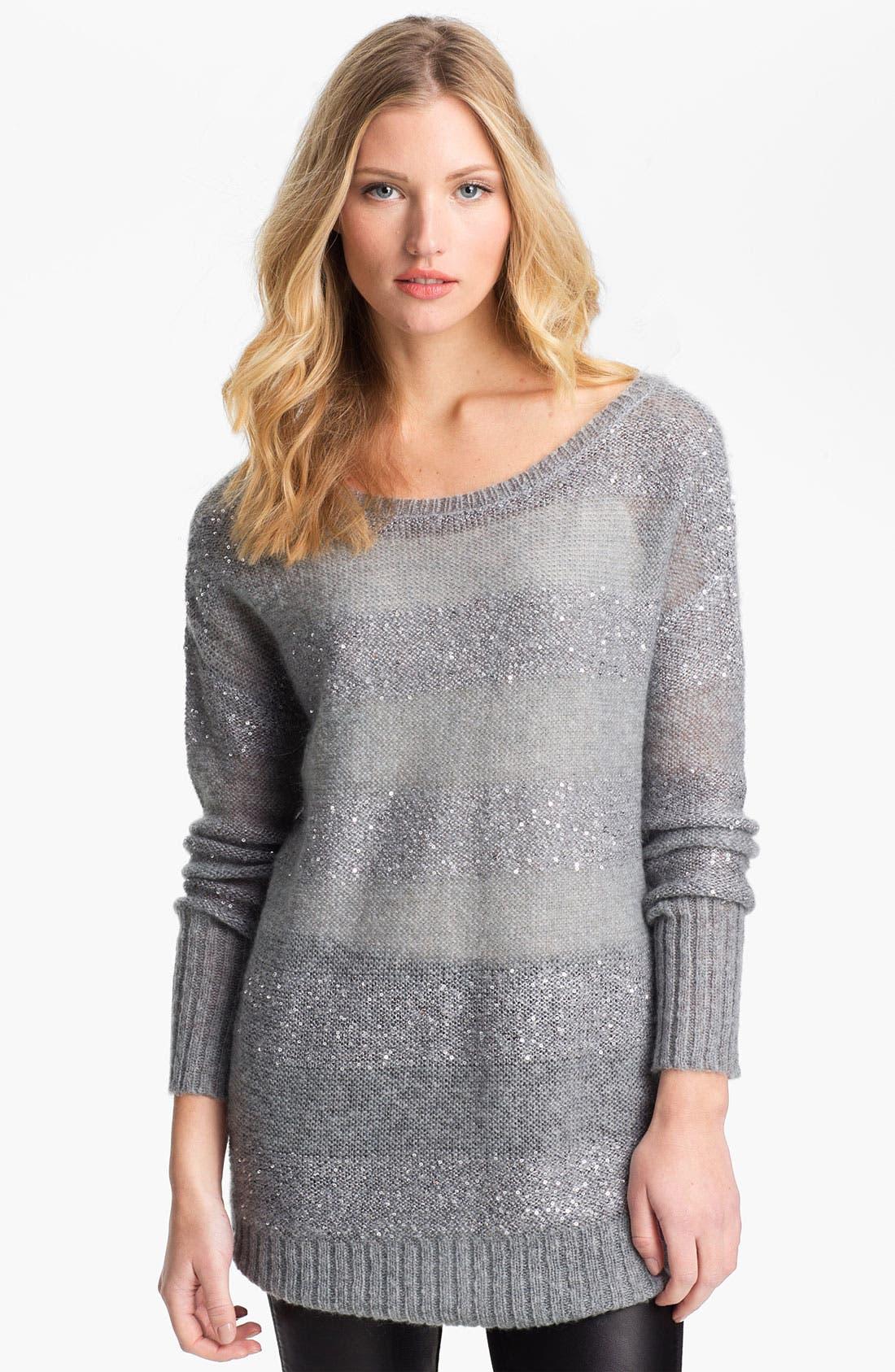 Main Image - DKNYC 'Cloud' Tunic Sweater