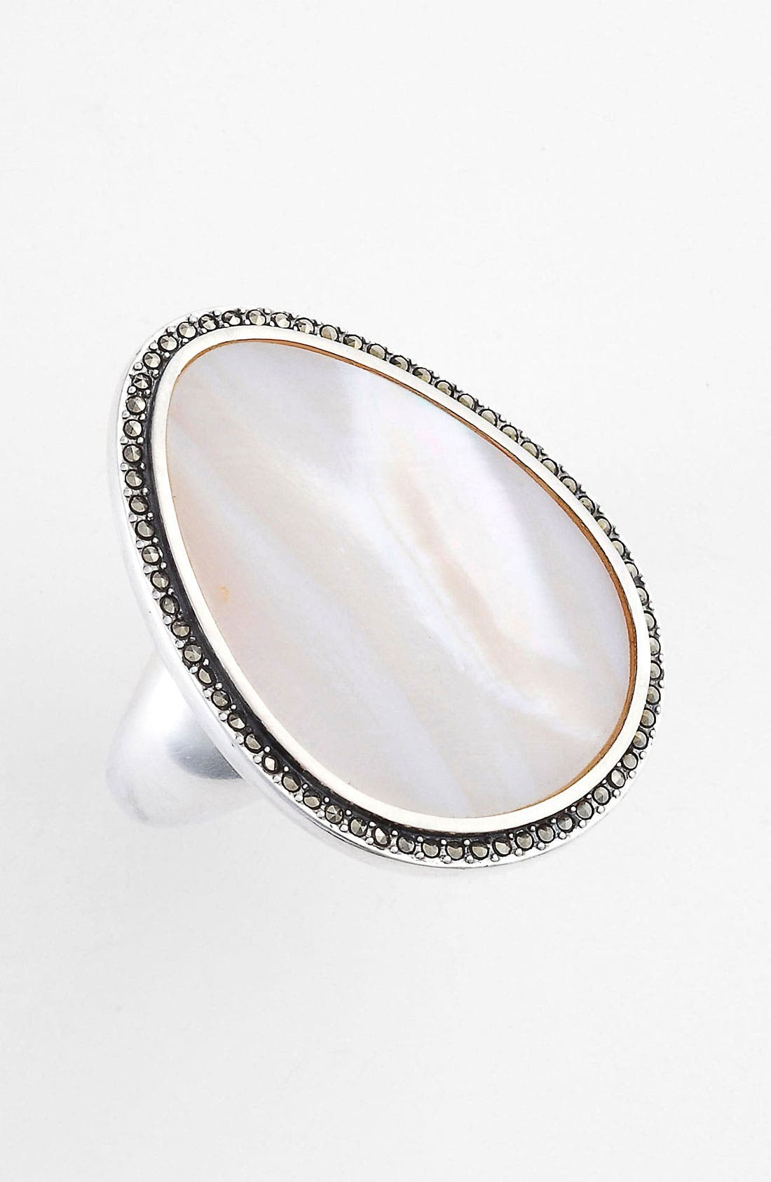 Alternate Image 1 Selected - Judith Jack Mother-of-Pearl Ring