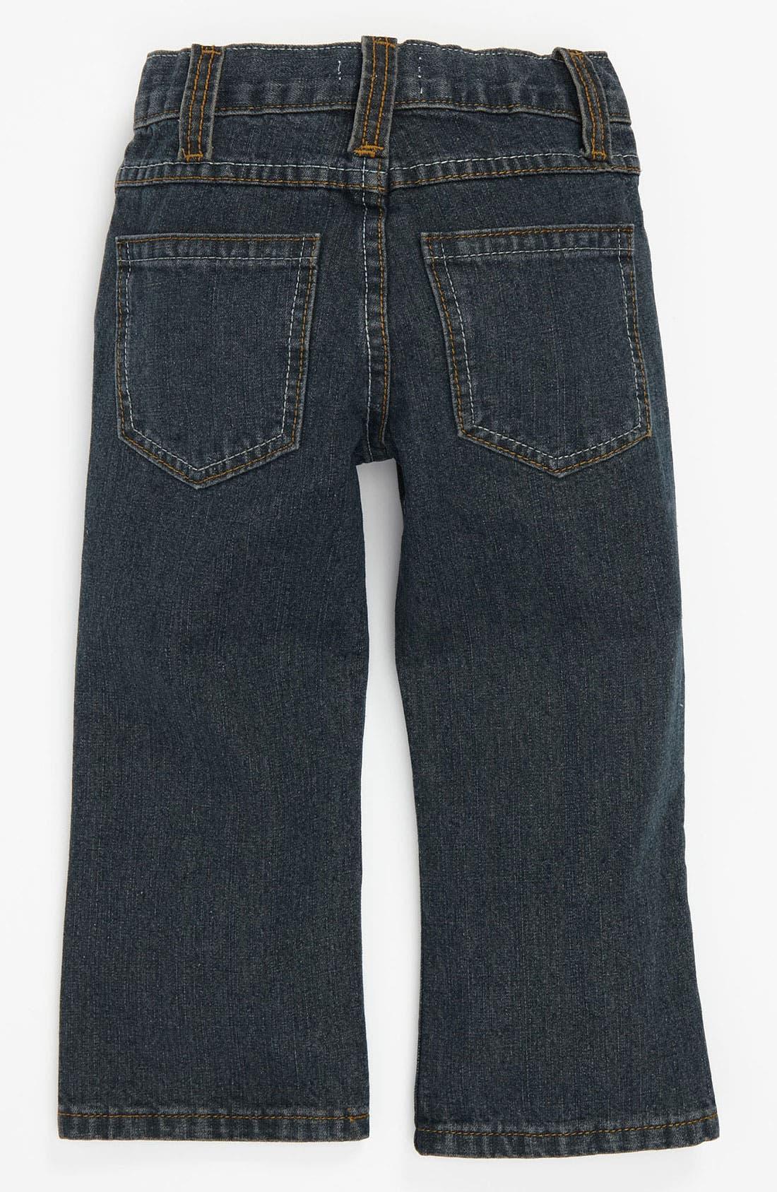Alternate Image 1 Selected - Pumpkin Patch Regular Fit Jeans (Toddler)