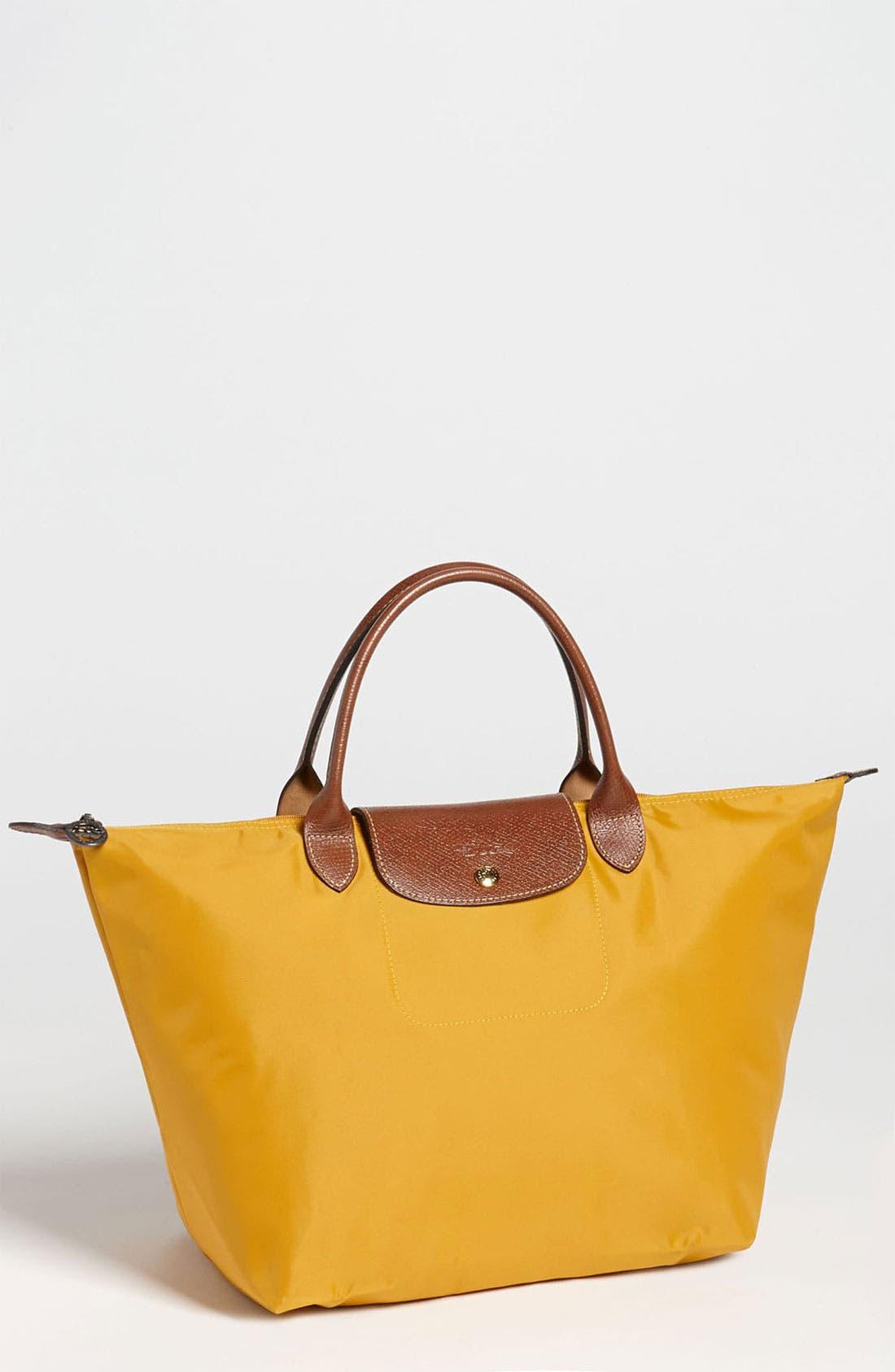 Alternate Image 1 Selected - Longchamp 'Medium Le Pliage' Nylon Tote