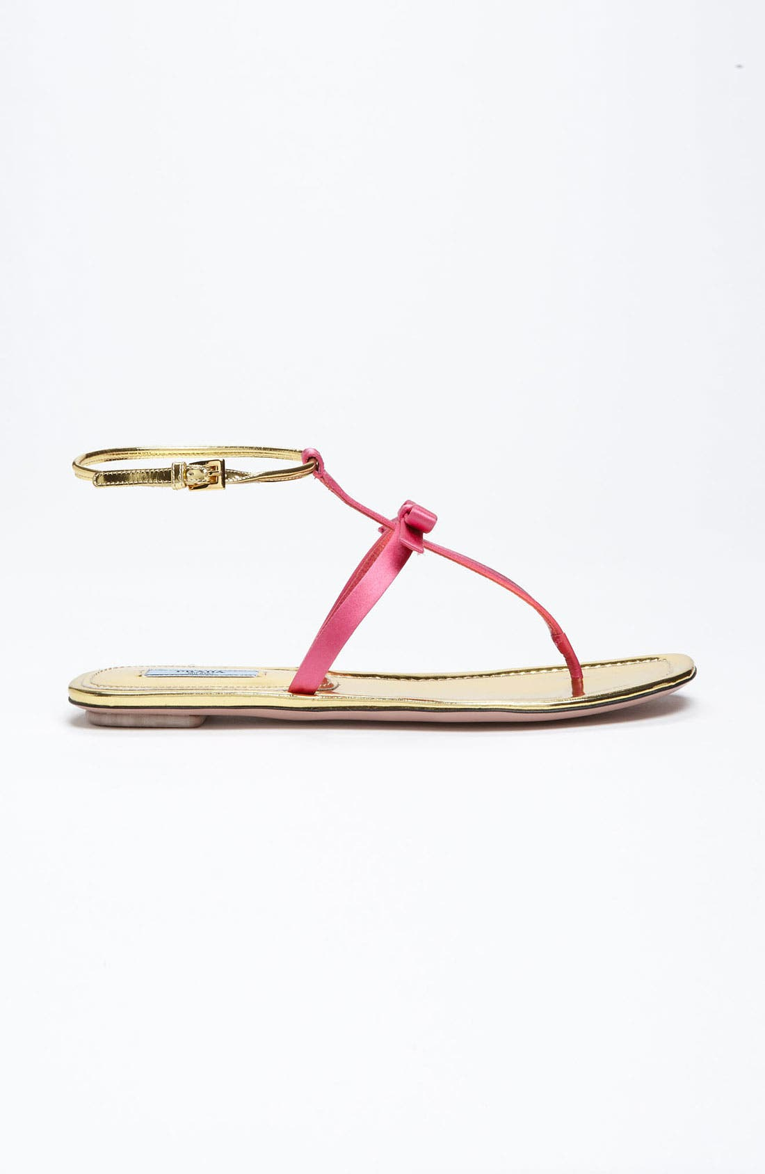 Alternate Image 4  - Prada T-Strap Sandal