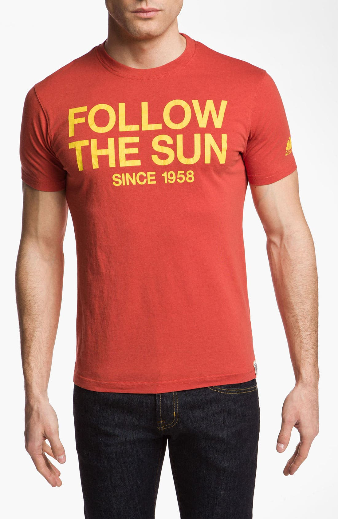 Alternate Image 1 Selected - Sundek 'Ramon' T-Shirt (Online Only)