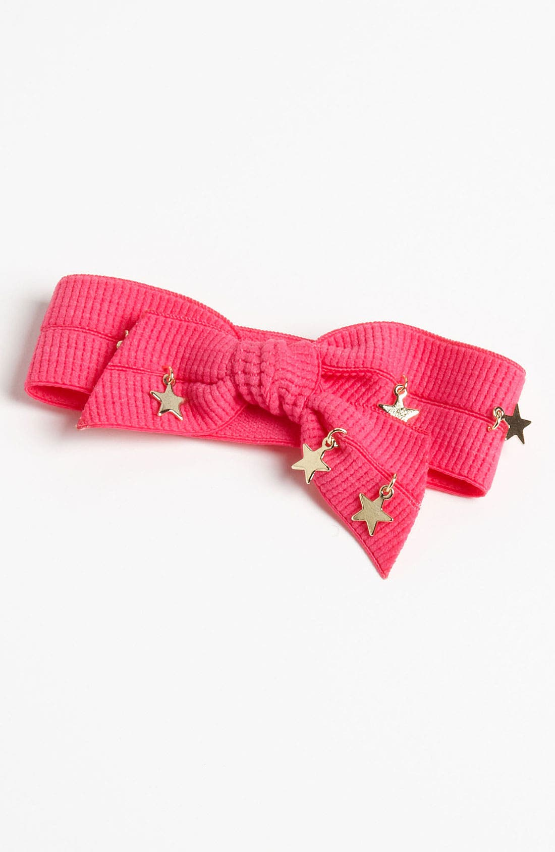Alternate Image 1 Selected - Cara 'Happy Stars' Ponytail Holder