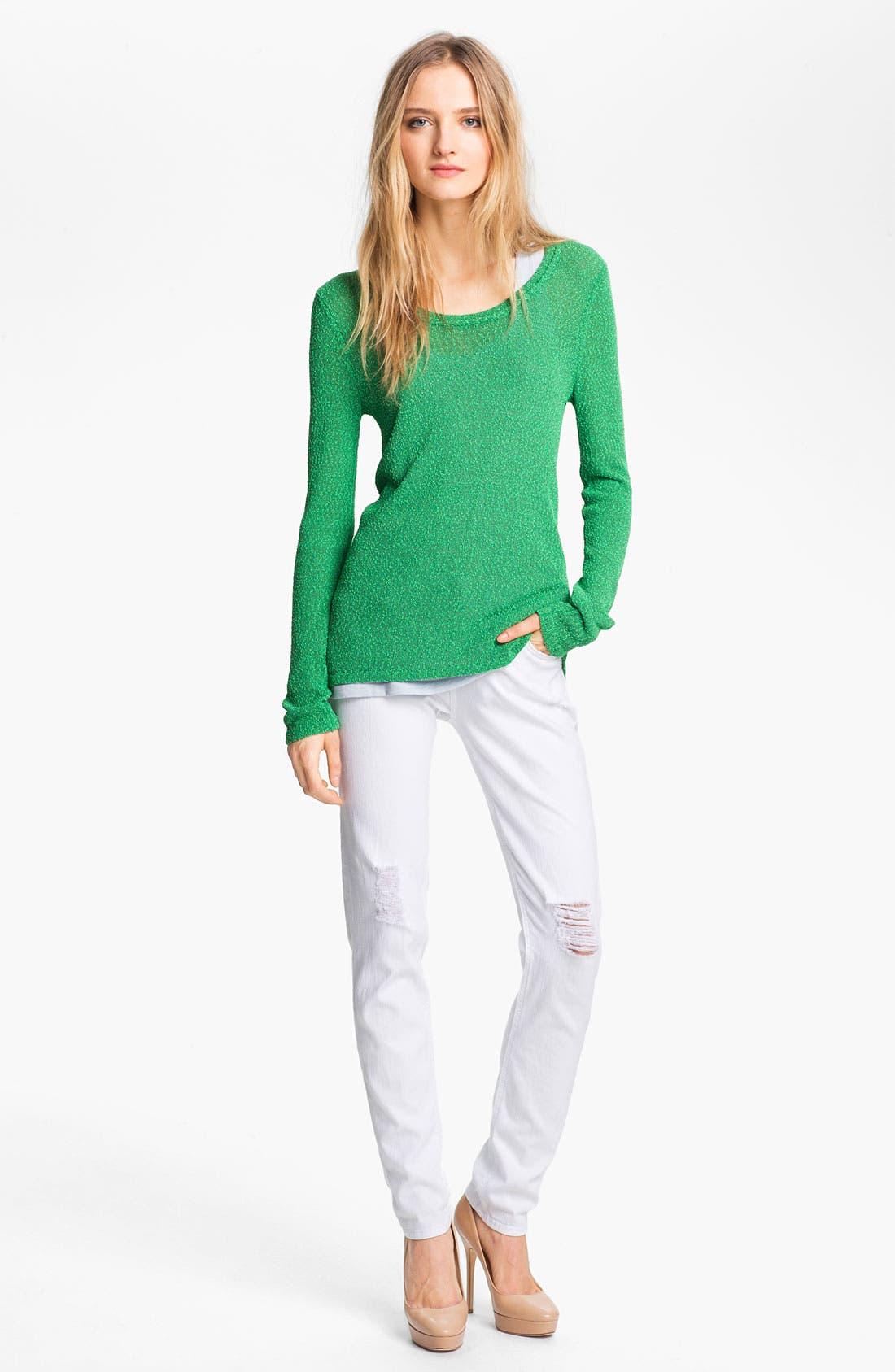 Alternate Image 8  - rag & bone/JEAN 'The Dash' Slouchy Skinny Jeans