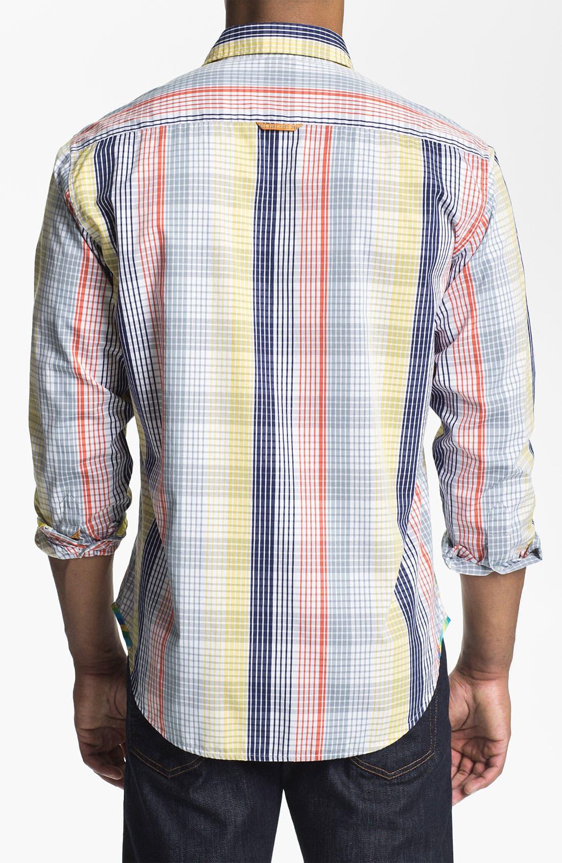 Alternate Image 3  - Robert Graham 'Daphins' Sport Shirt