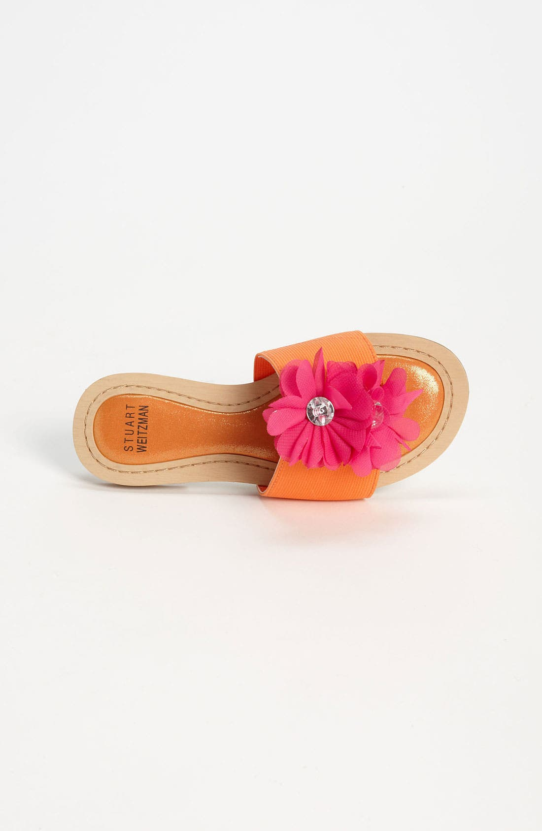 Alternate Image 3  - Stuart Weitzman 'Rosewater' Sandal (Toddler, Little Kid & Big Kid)
