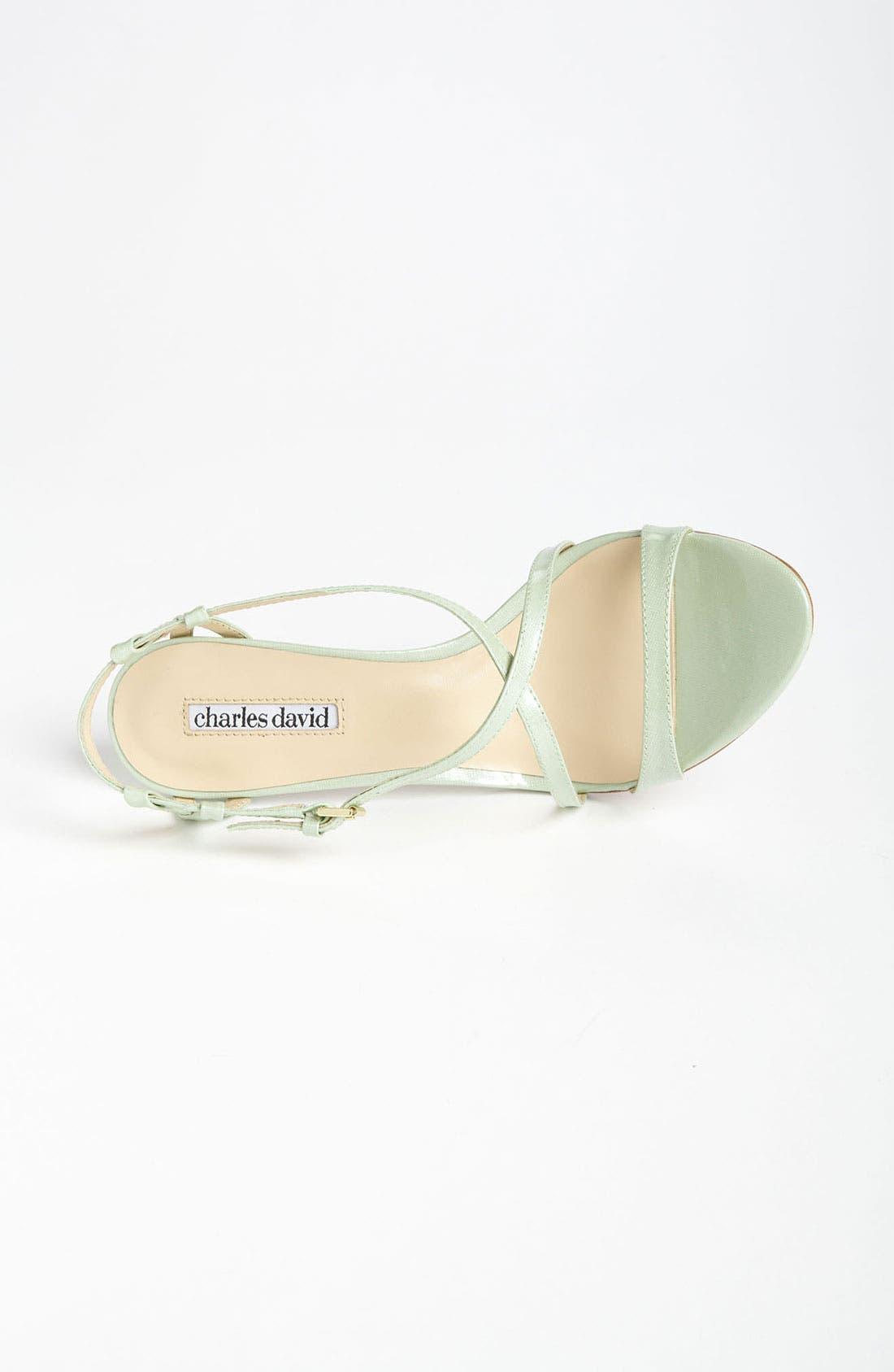 Alternate Image 3  - Charles David 'Bezel' Sandal