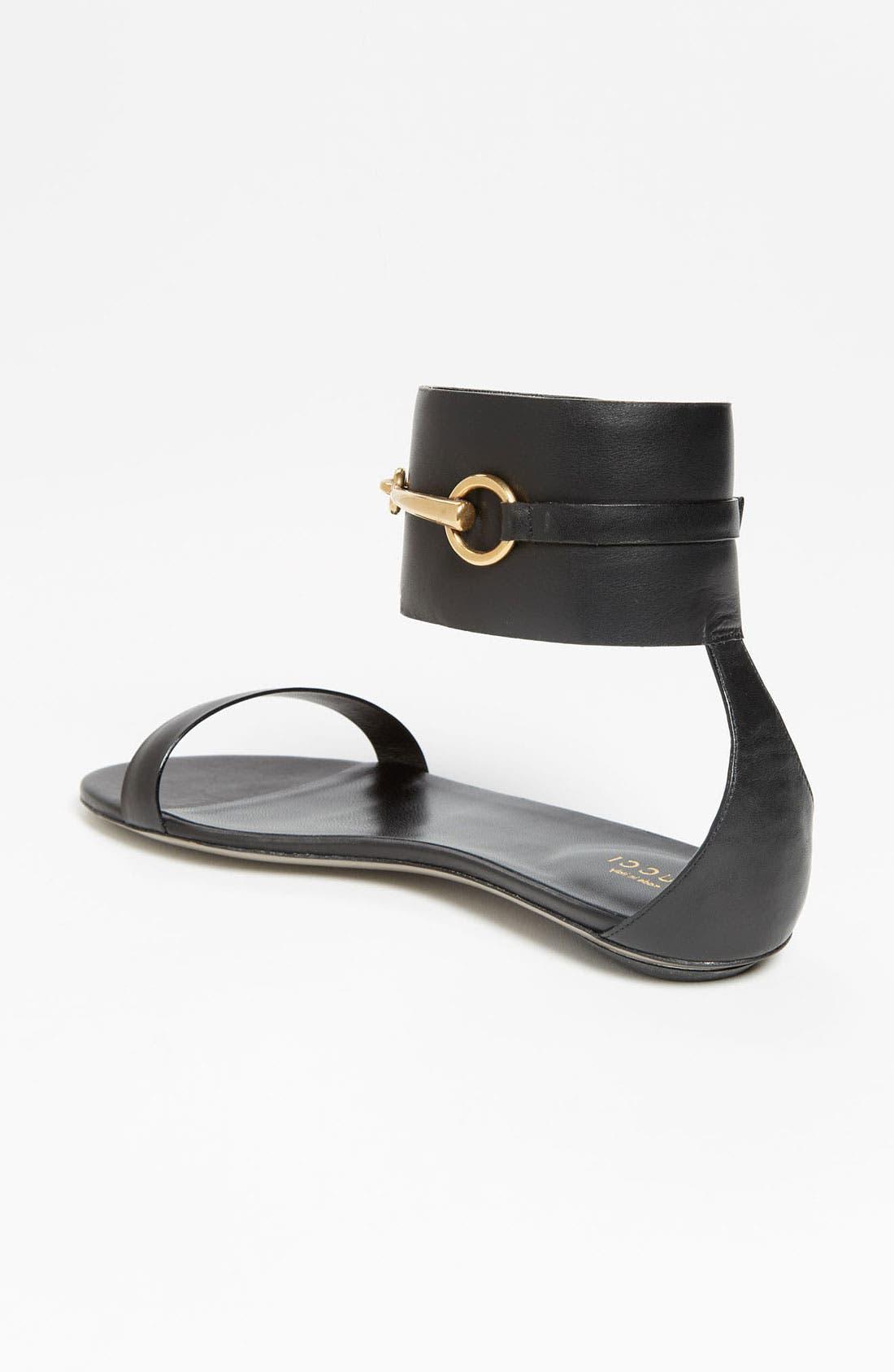 Alternate Image 2  - Gucci 'Ursula' Sandal
