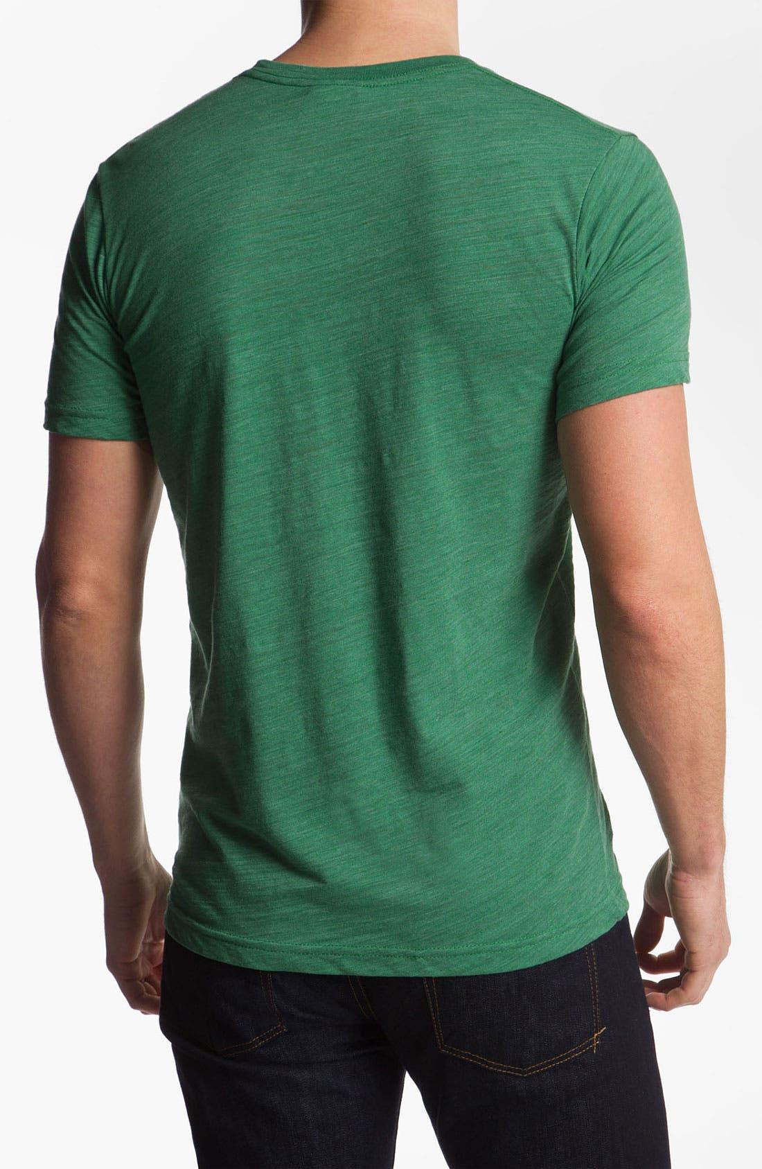Alternate Image 2  - Volcom 'Leave' Graphic T-Shirt
