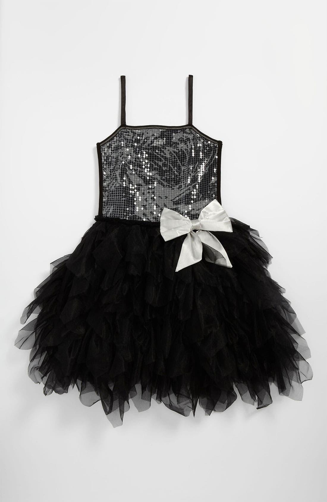 Alternate Image 1 Selected - Ooh! La, La! Couture 'Wow Emma' Dress (Big Girls)