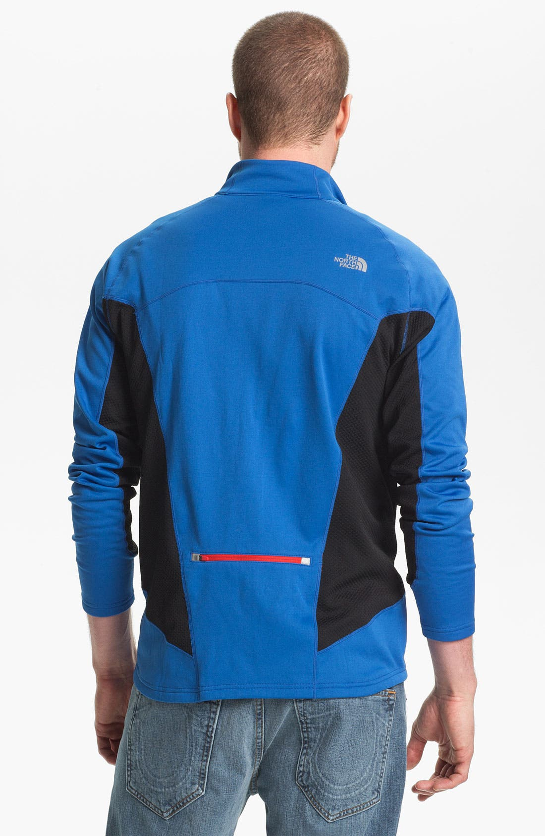 Alternate Image 2  - The North Face 'Teocalli' Hybrid Fleece Jacket