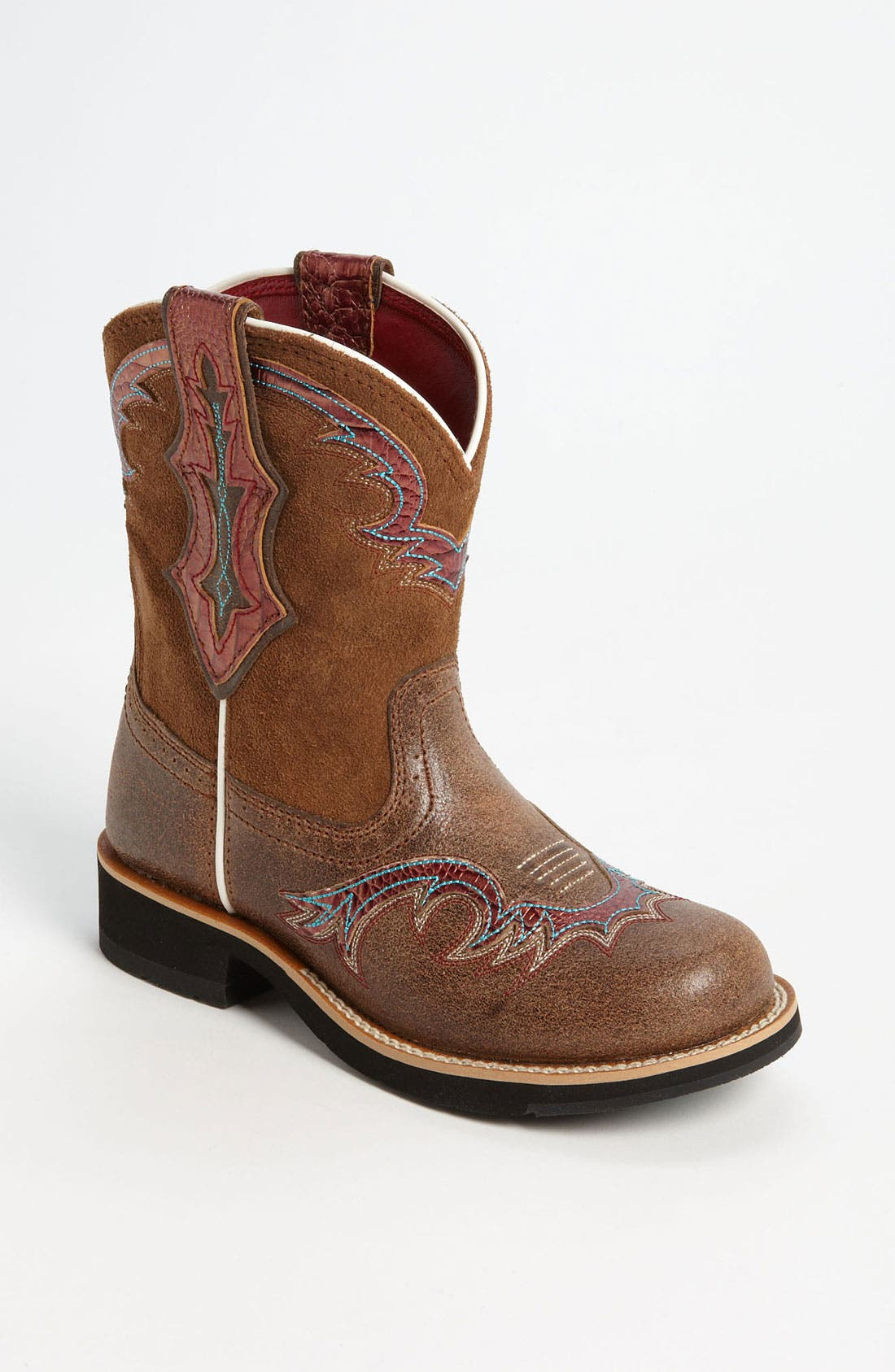 Alternate Image 1 Selected - Ariat 'Showbaby U-Turn' Boot (Online Only)