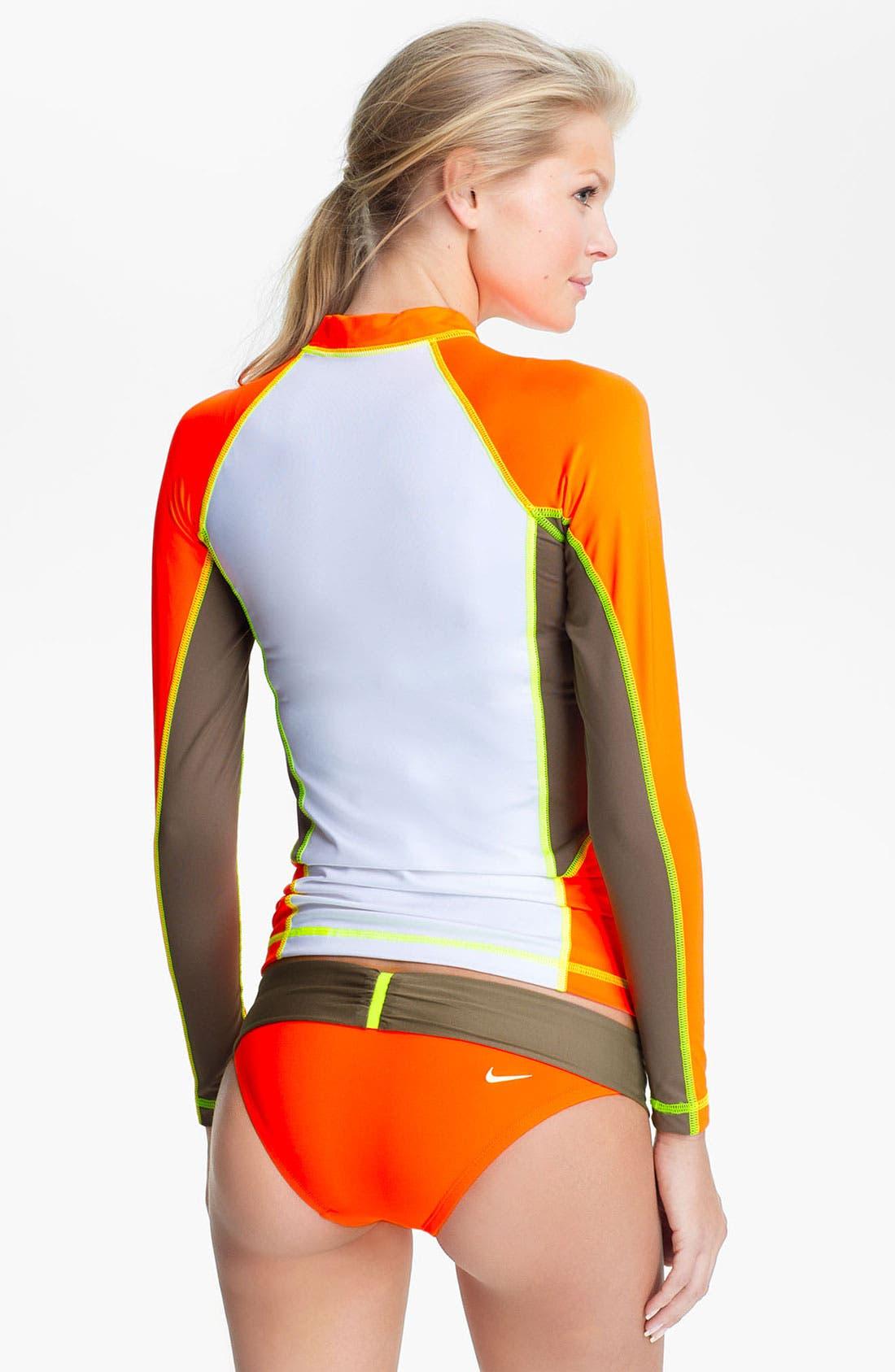 Alternate Image 2  - Nike Rashguard Tee